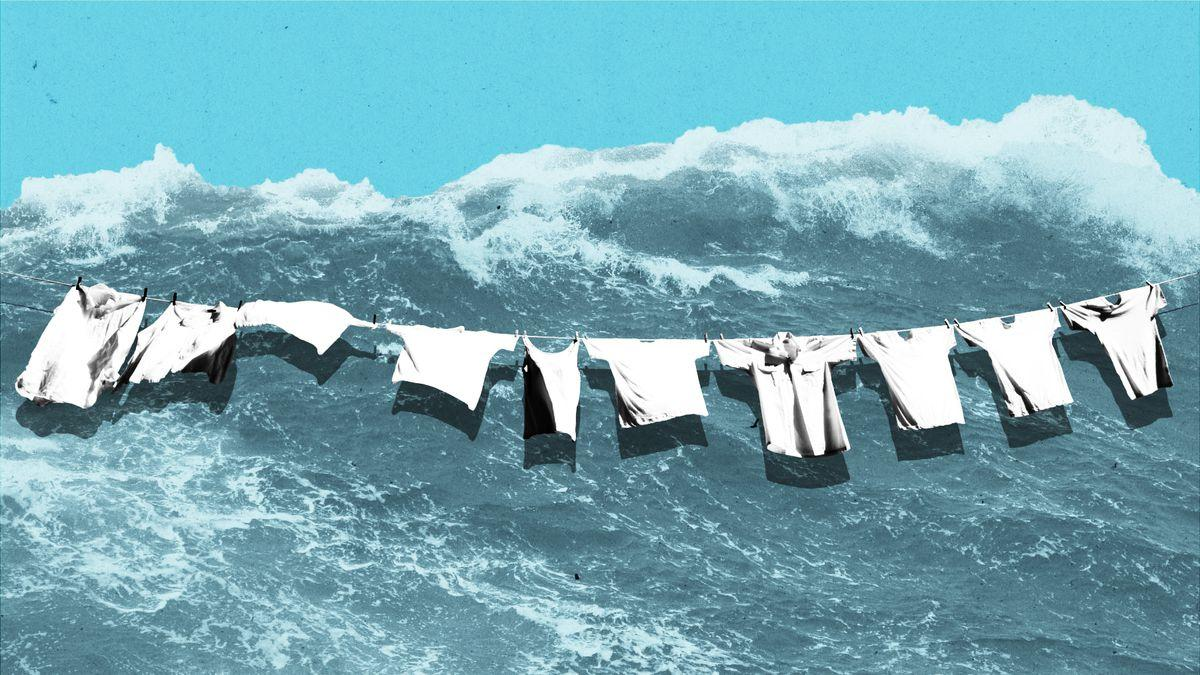Ocean plastic pollution: why our clothes are part of the