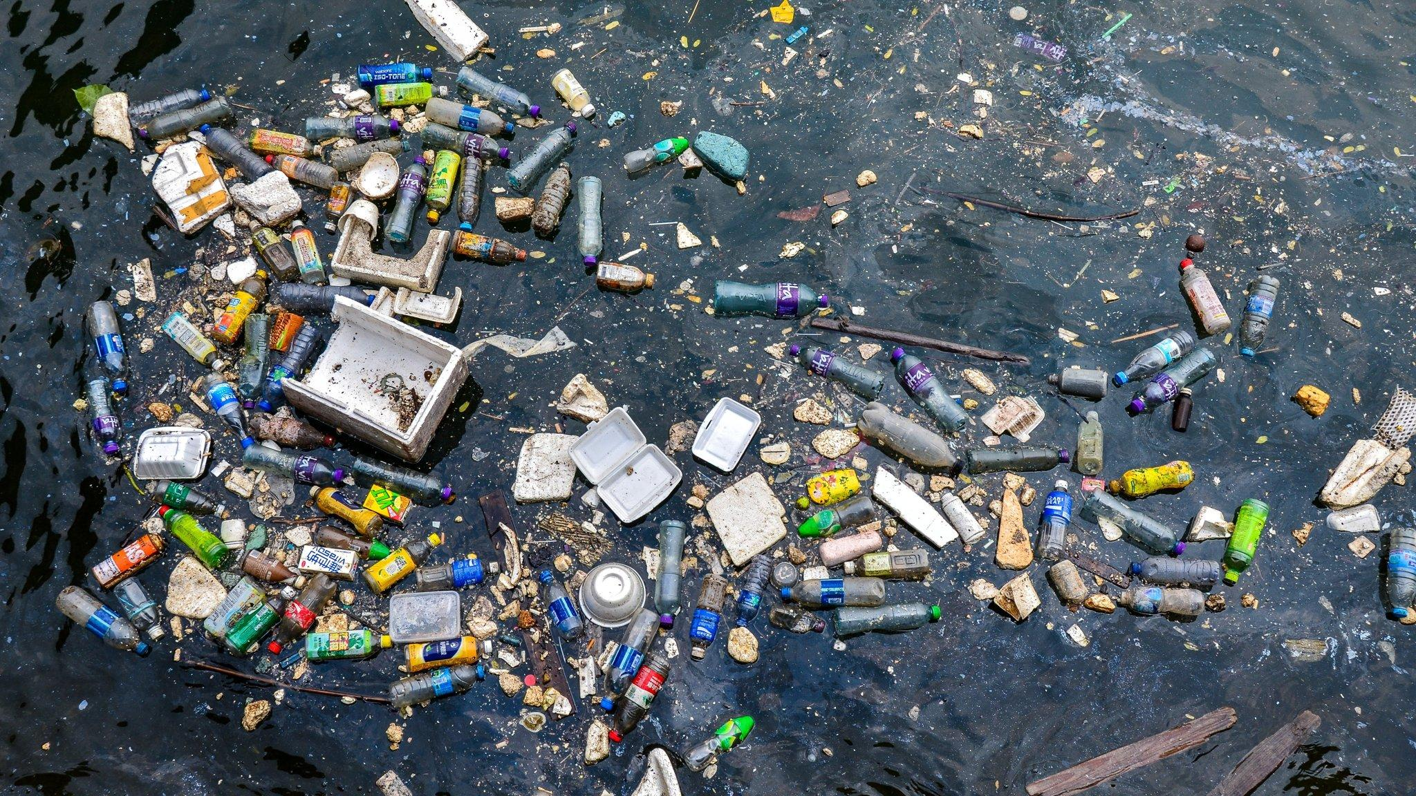 Politicians seek to tackle plastic litter polluting the