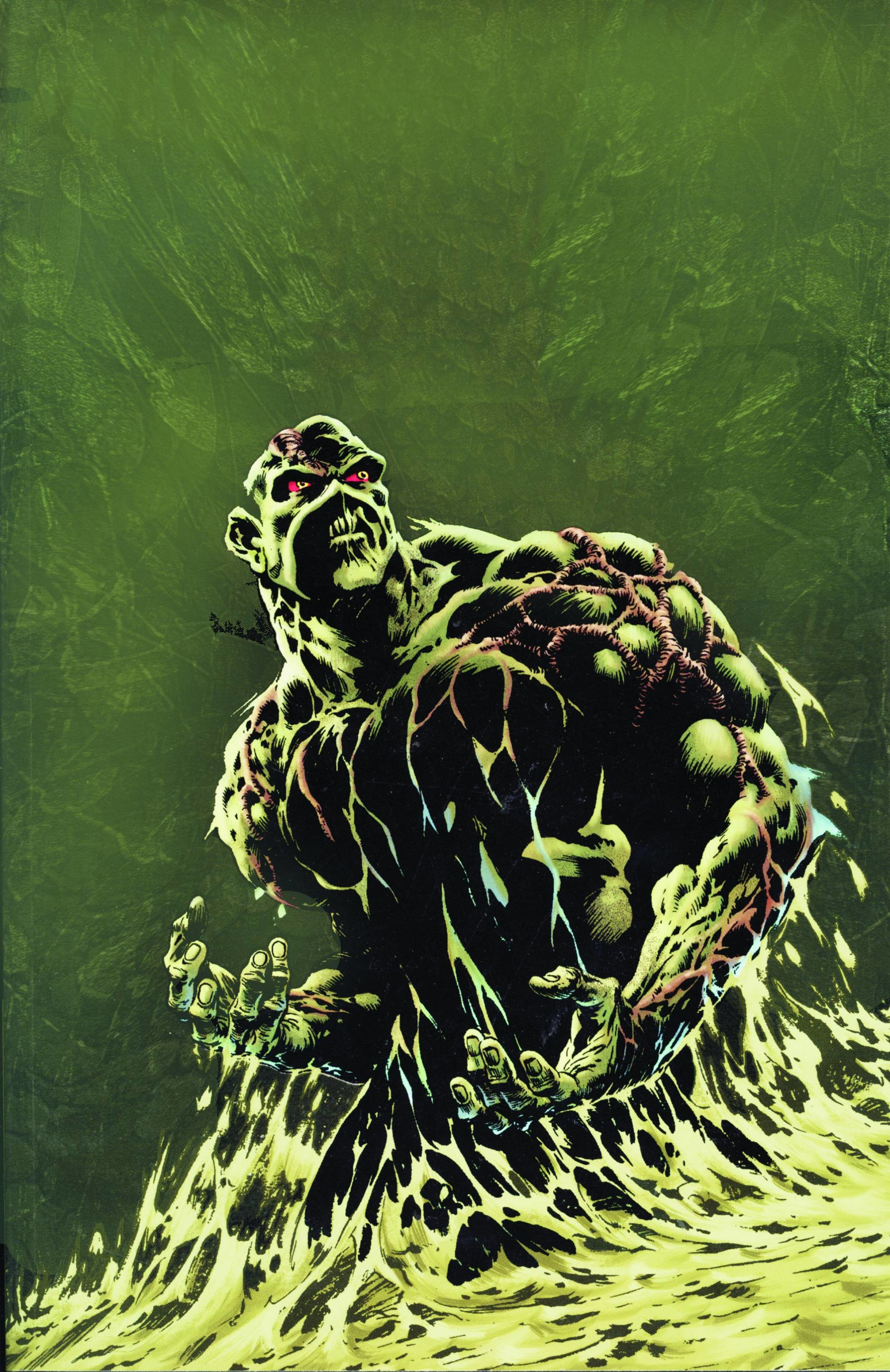 Swamp Thing Mobile Wallpapers Wallpaper Cave