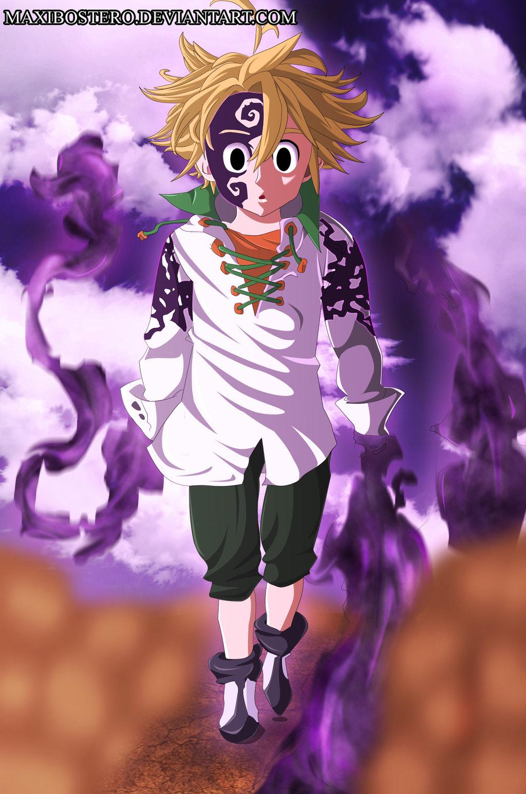 98+] Meliodas Nanatsu No Taizai Wallpapers