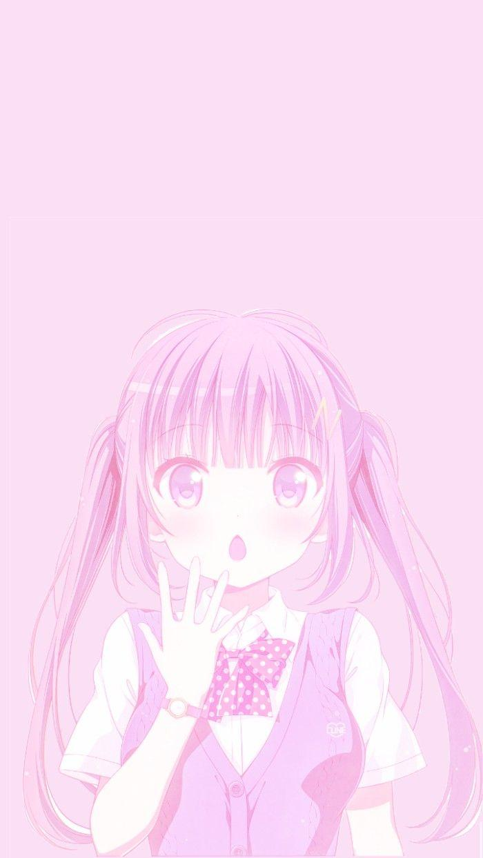 Pink Head Anime Wallpapers Wallpaper Cave