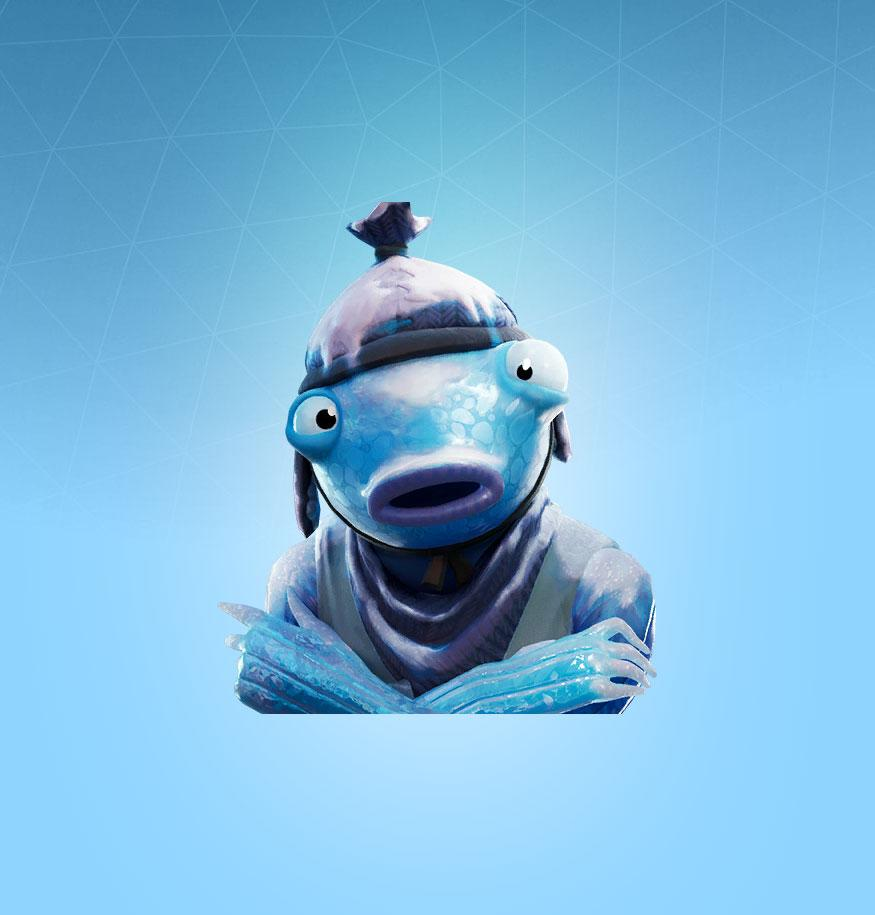 Frozen Fishstick Fortnite Wallpapers Wallpaper Cave