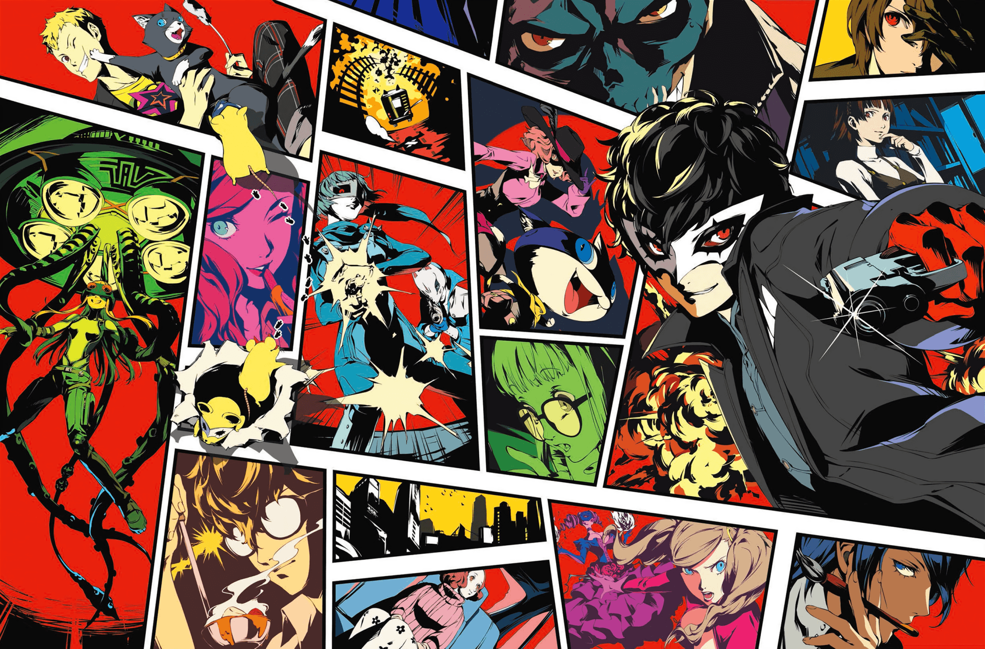 Persona 5 Royal Wallpapers Wallpaper Cave