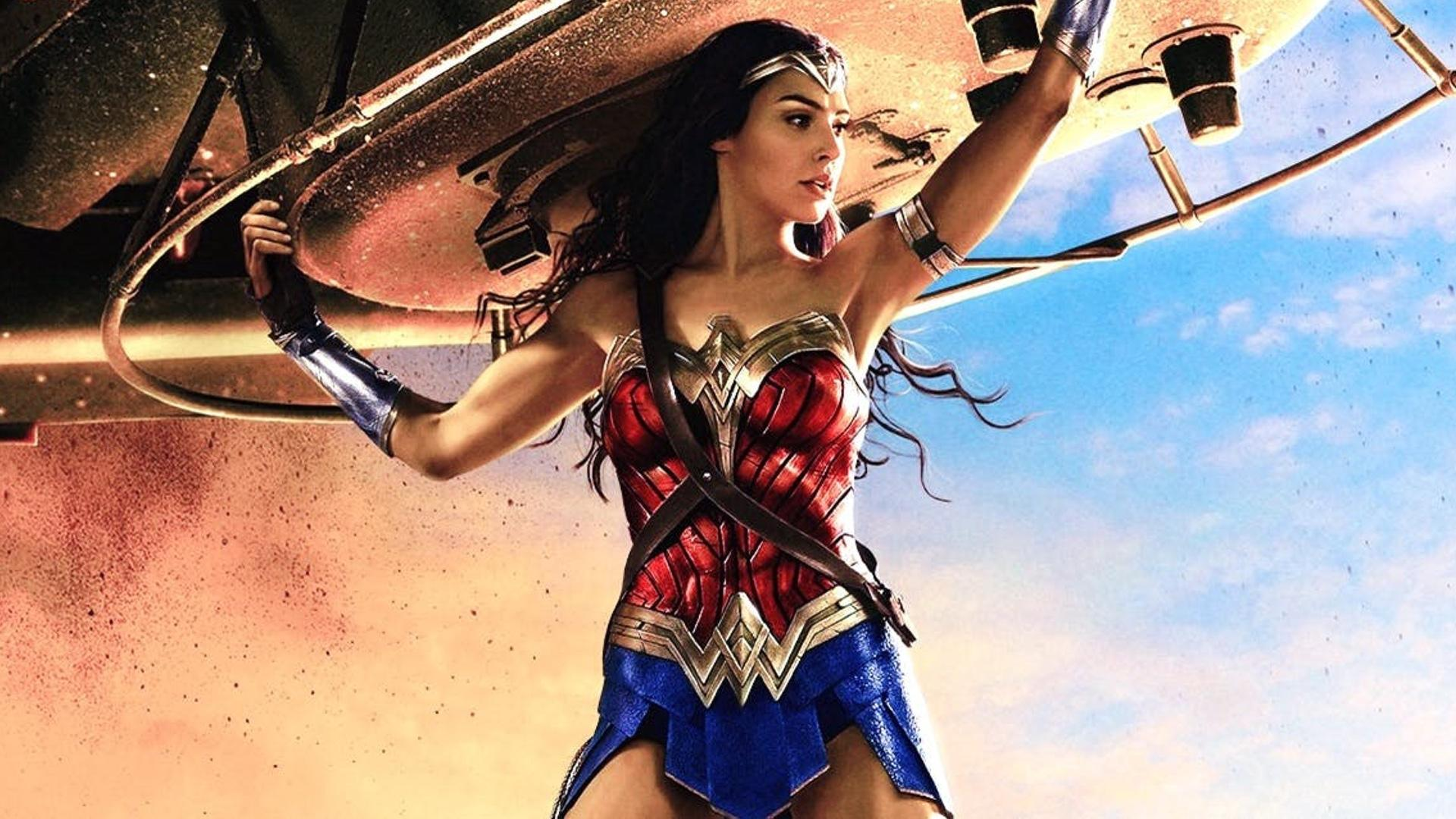 WONDER WOMAN 2 Logo Reveals 1984 Setting and Possible Title