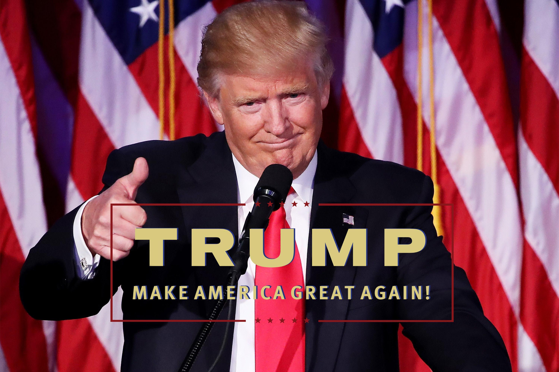 Trump 2020 Desktop Wallpapers - Wallpaper Cave
