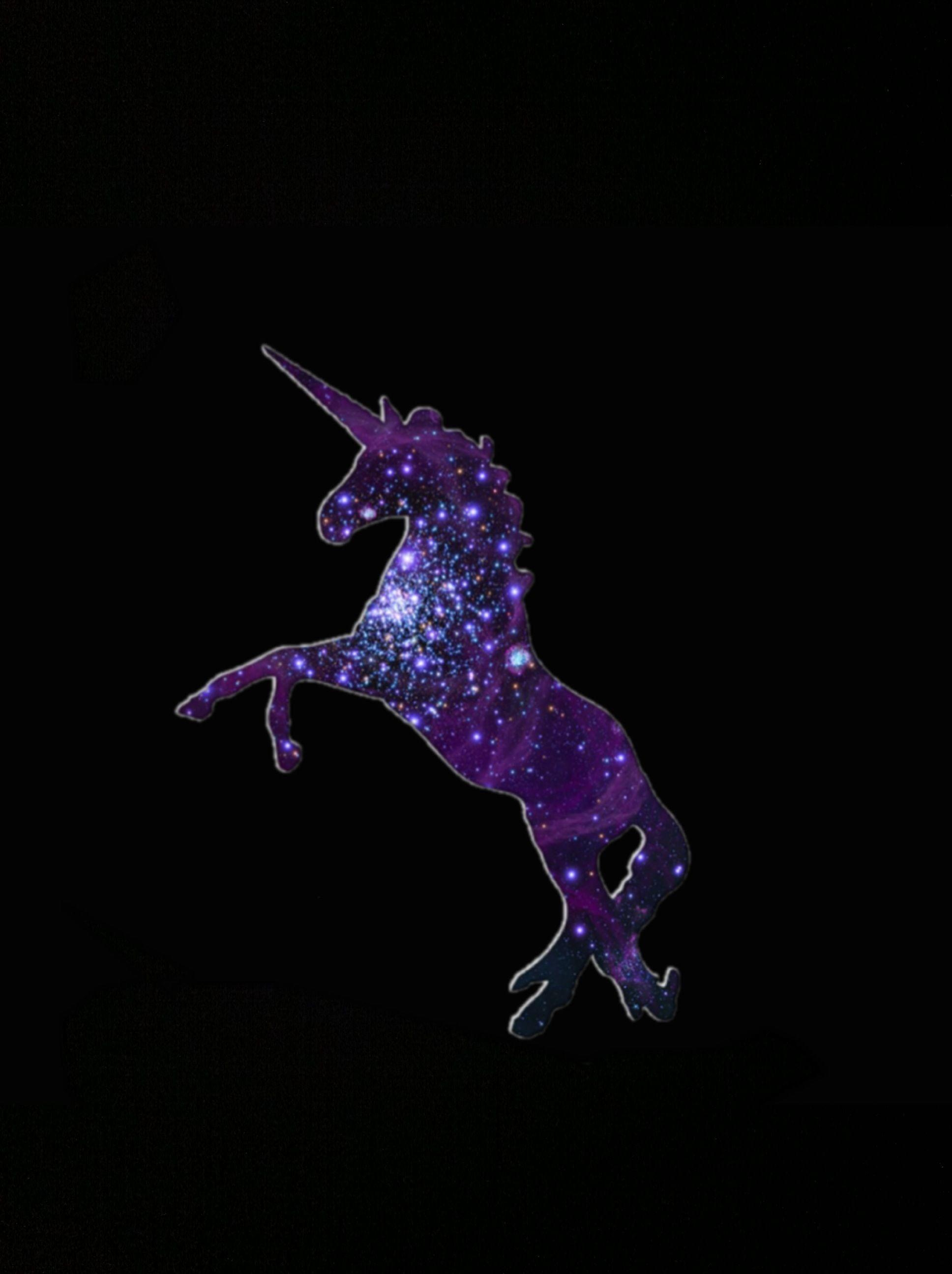 Unicorn Galaxy Wallpapers Wallpaper Cave