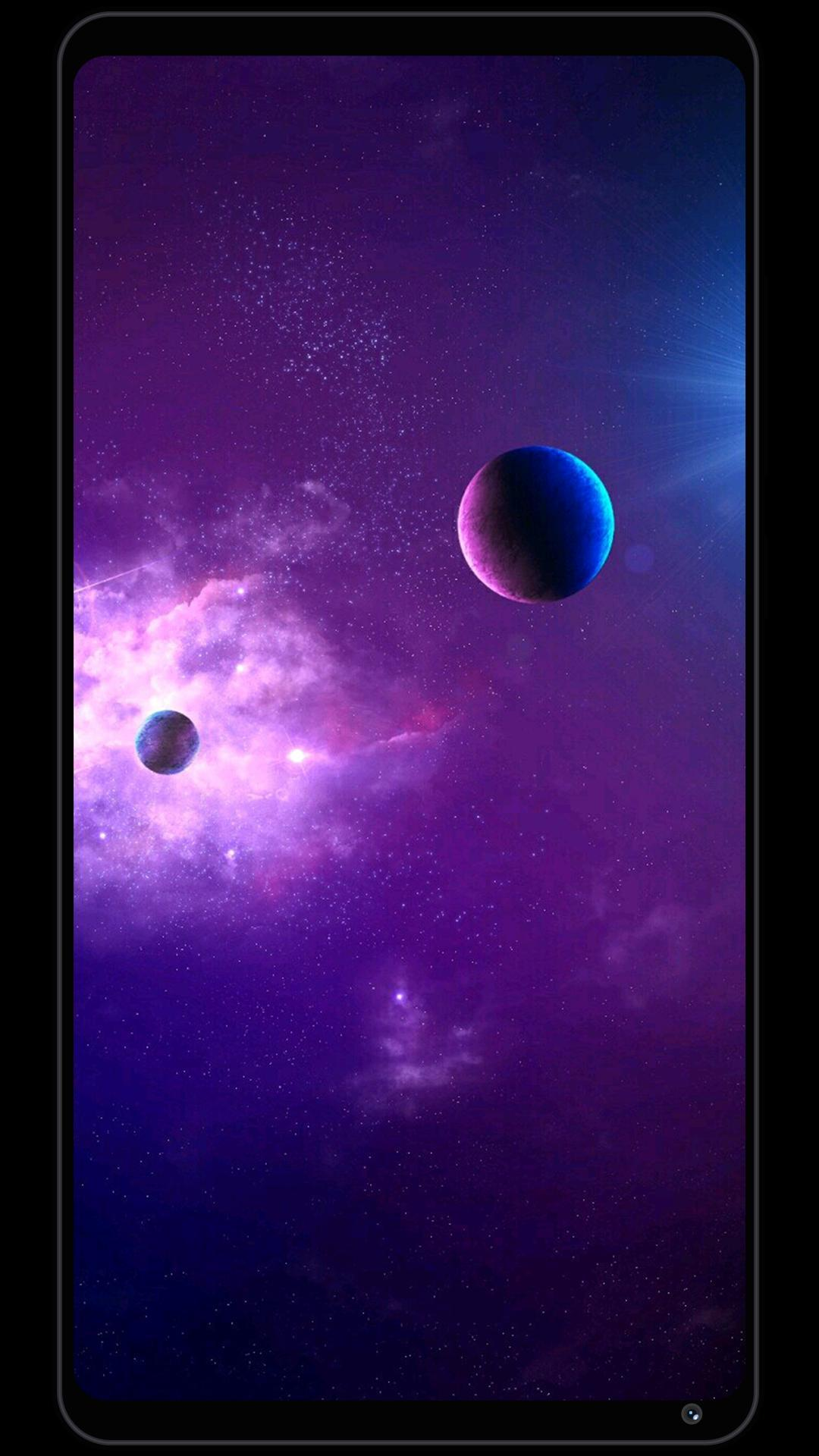 Space Android Wallpapers - Wallpaper Cave