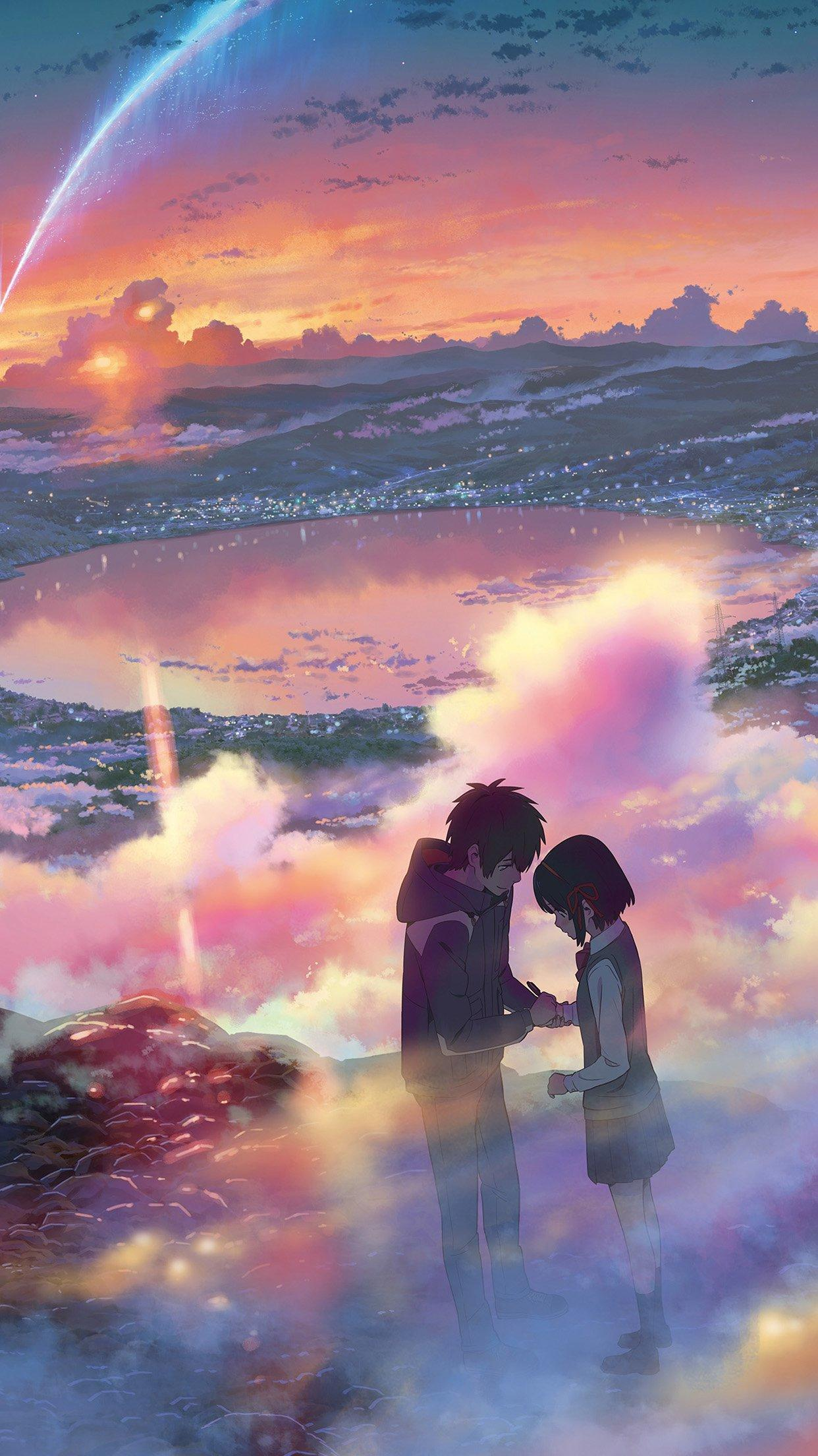 Your Name Anime Hd Wallpapers Wallpaper Cave