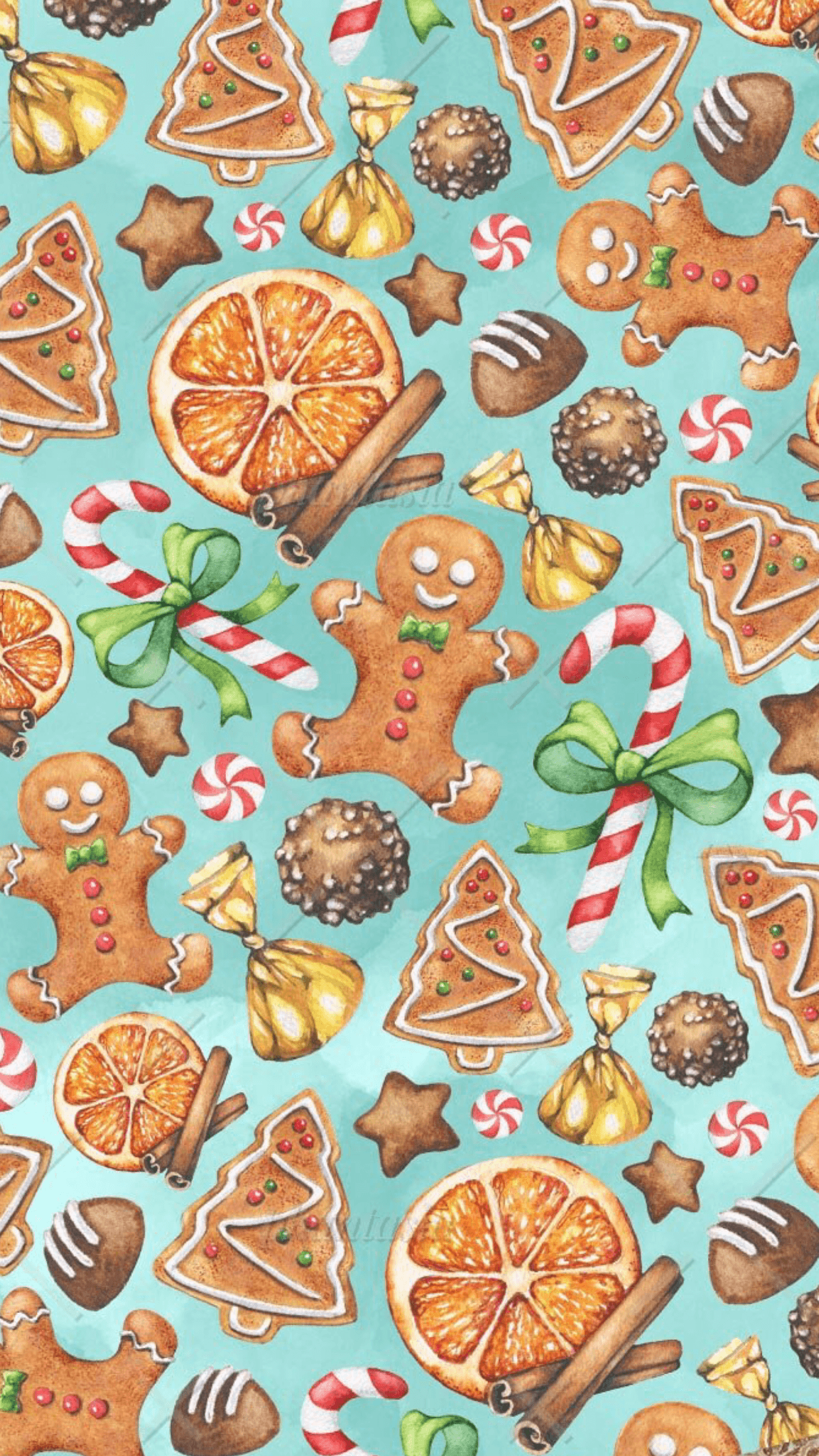 Gingerbread Wallpapers   Wallpaper Cave