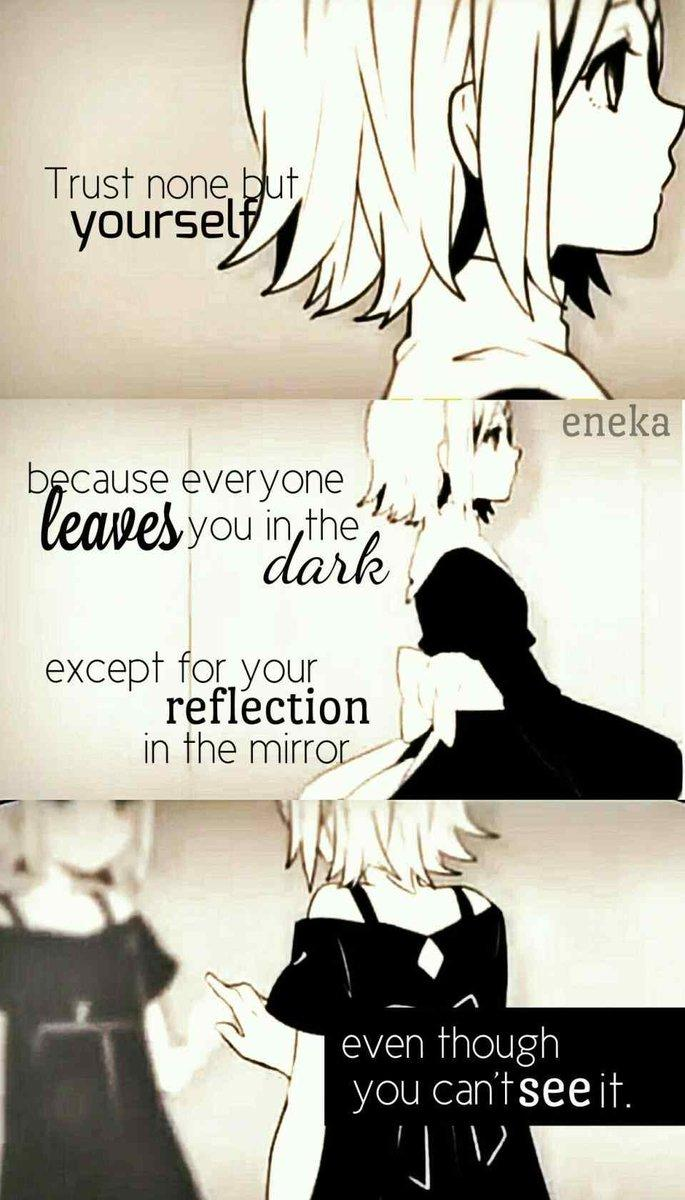Anime Quotes Wallpapers