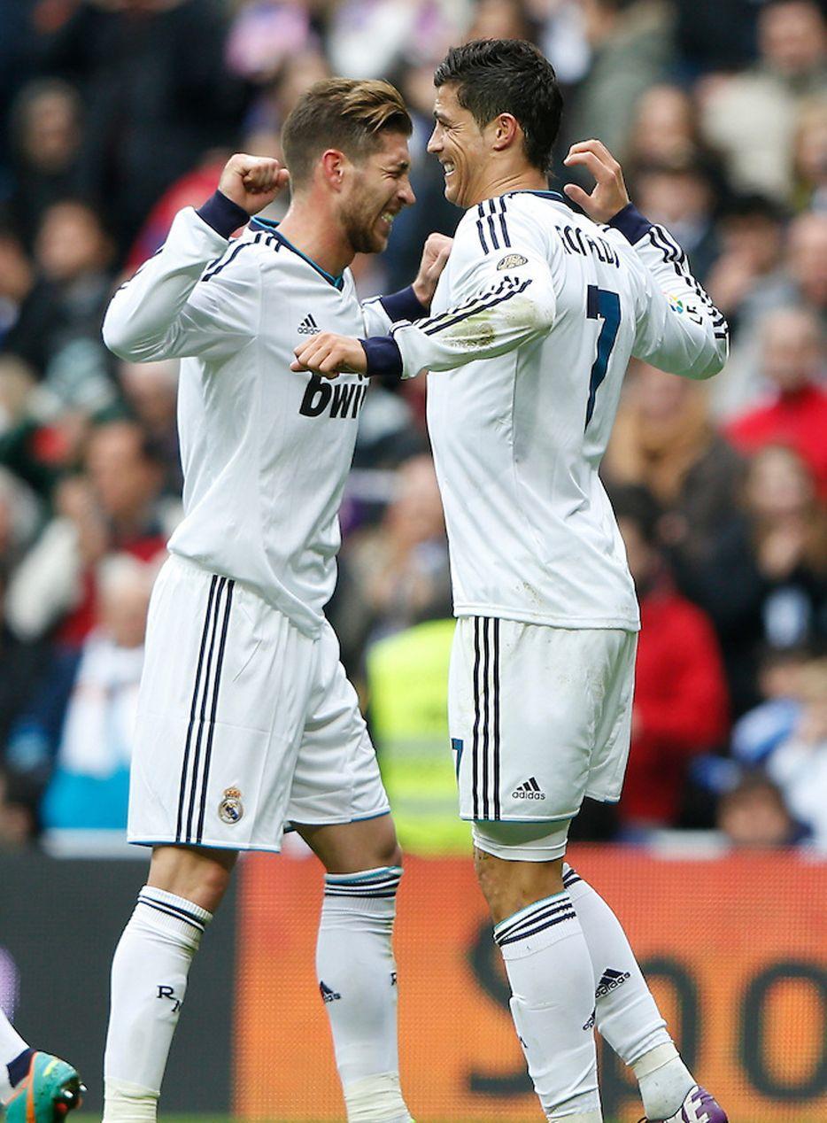 UEFA Super Cup: Ramos: I don't know what Ronaldo was ... |Sergio Ramos And Cristiano Ronaldo