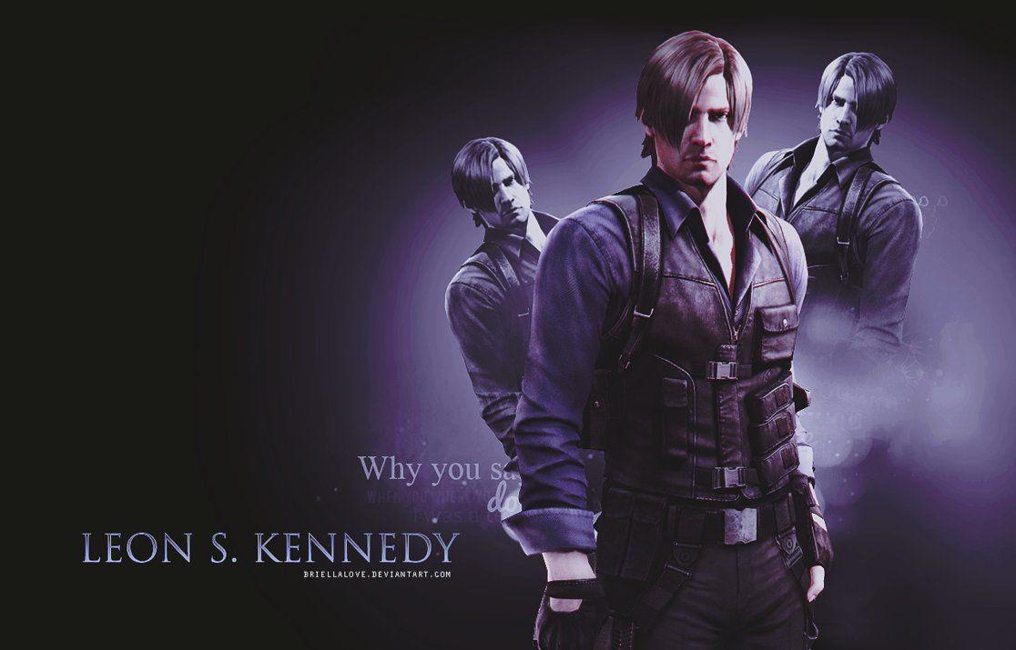 Leon Resident Evil Wallpapers Wallpaper Cave