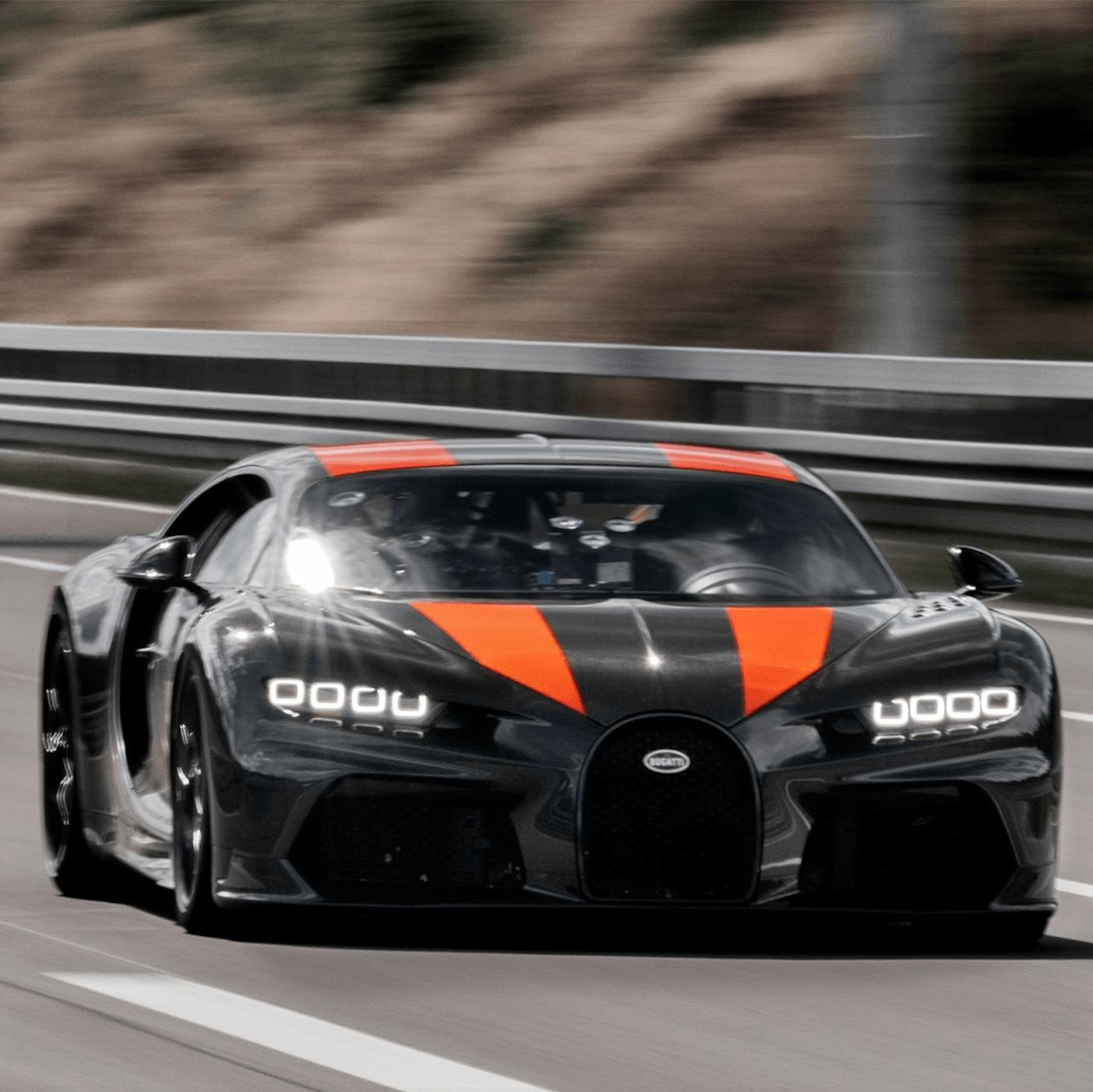 Bugatti Chiron Super Sport 300: Bugatti Chiron Super Sport 300 Prototype 2019 Wallpapers