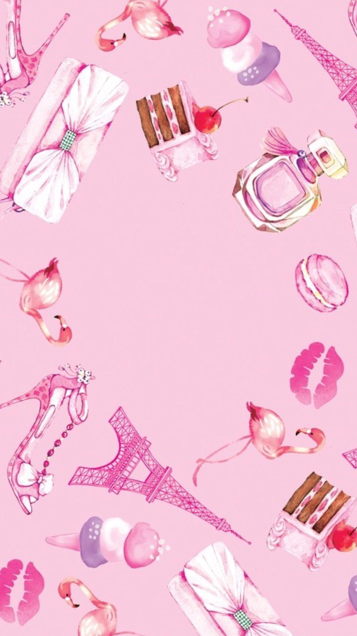 Girly iPhone Wallpaper (82+ images)  |Girly Iphone Wallpapers