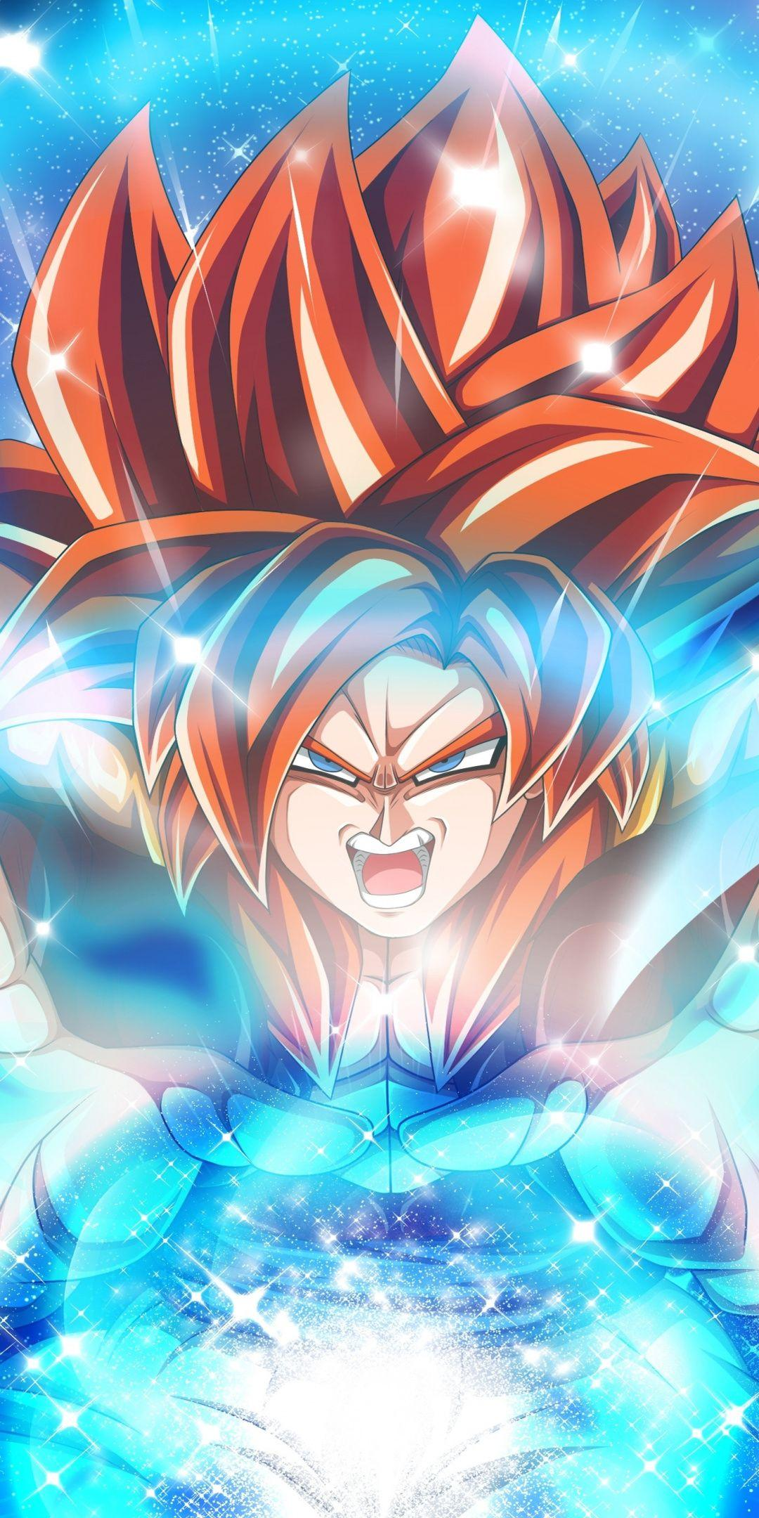 Dragon Ball Heroes Iphone Wallpapers Wallpaper Cave
