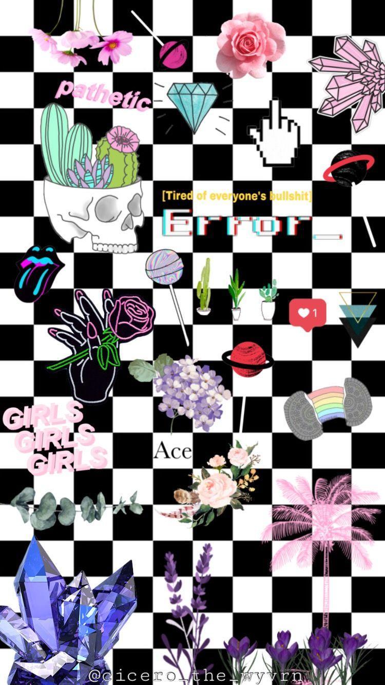 Black Grunge Aesthetic Wallpapers - Wallpaper Cave