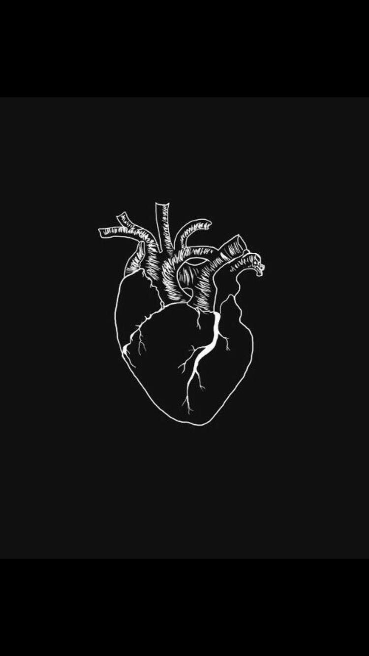 Aesthetic Heart Broken Wallpapers Wallpaper Cave