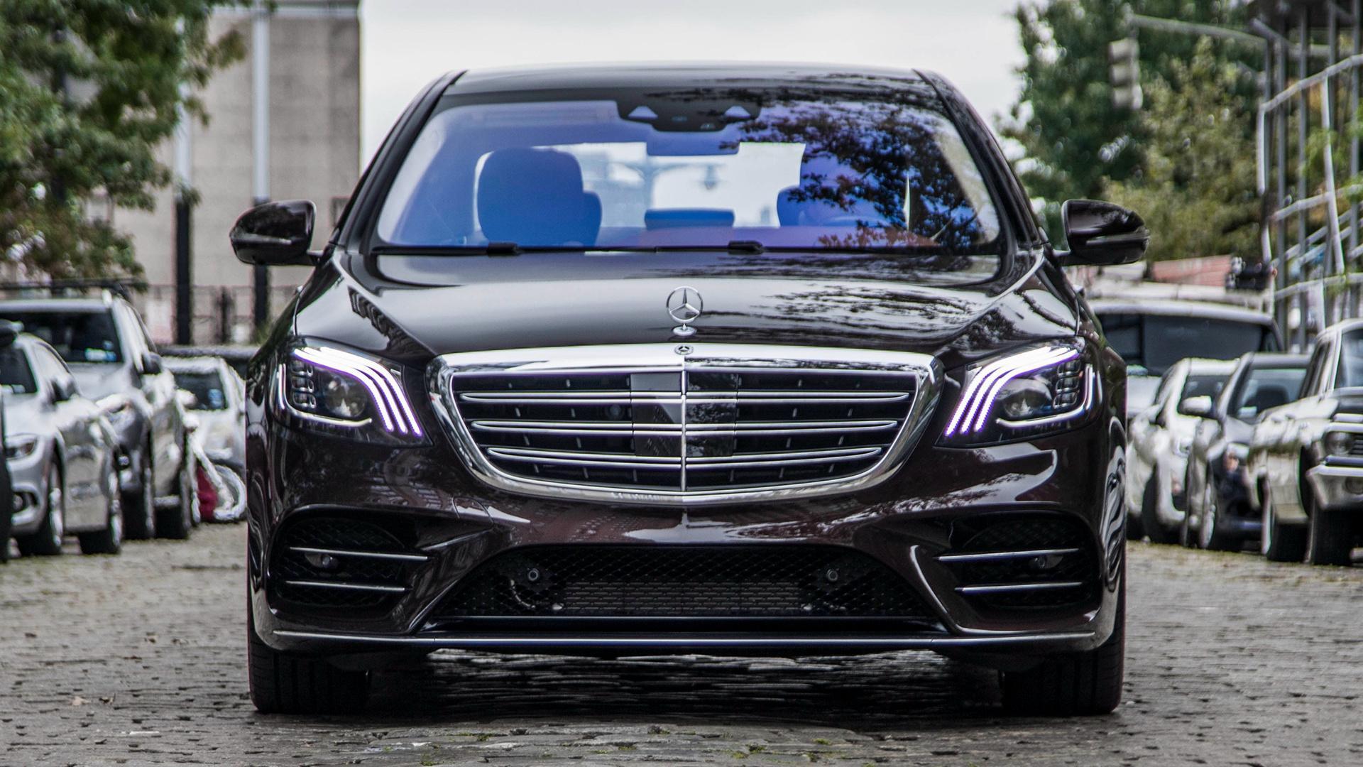 Mercedes Benz S Class Hd Wallpapers 1080p   Biajingan Wall