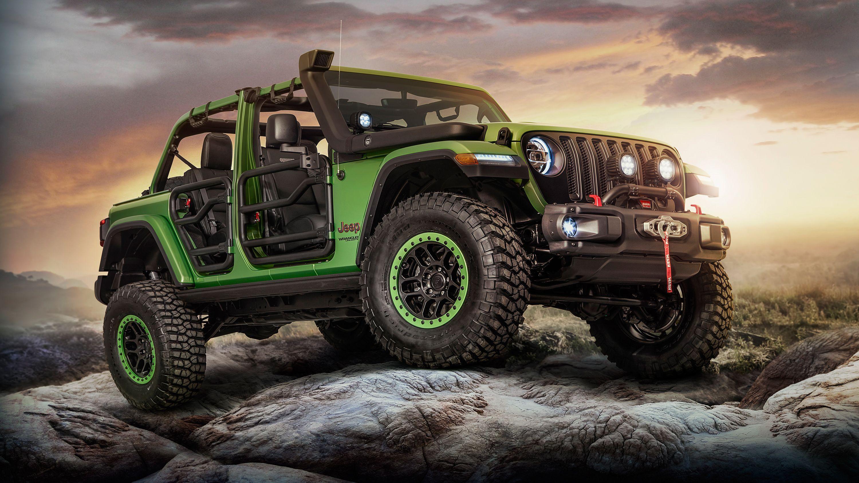 Jeep Wrangler 4k Wallpapers Wallpaper Cave