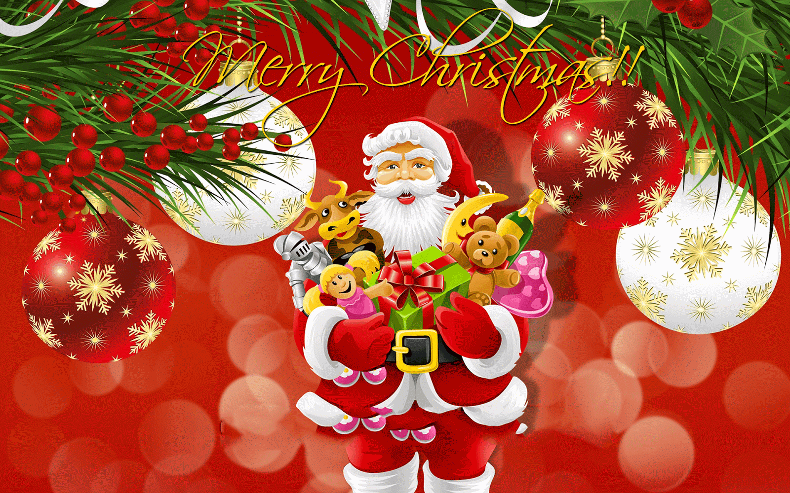 Happy Christmas Day 2019 Hd Wallpapers