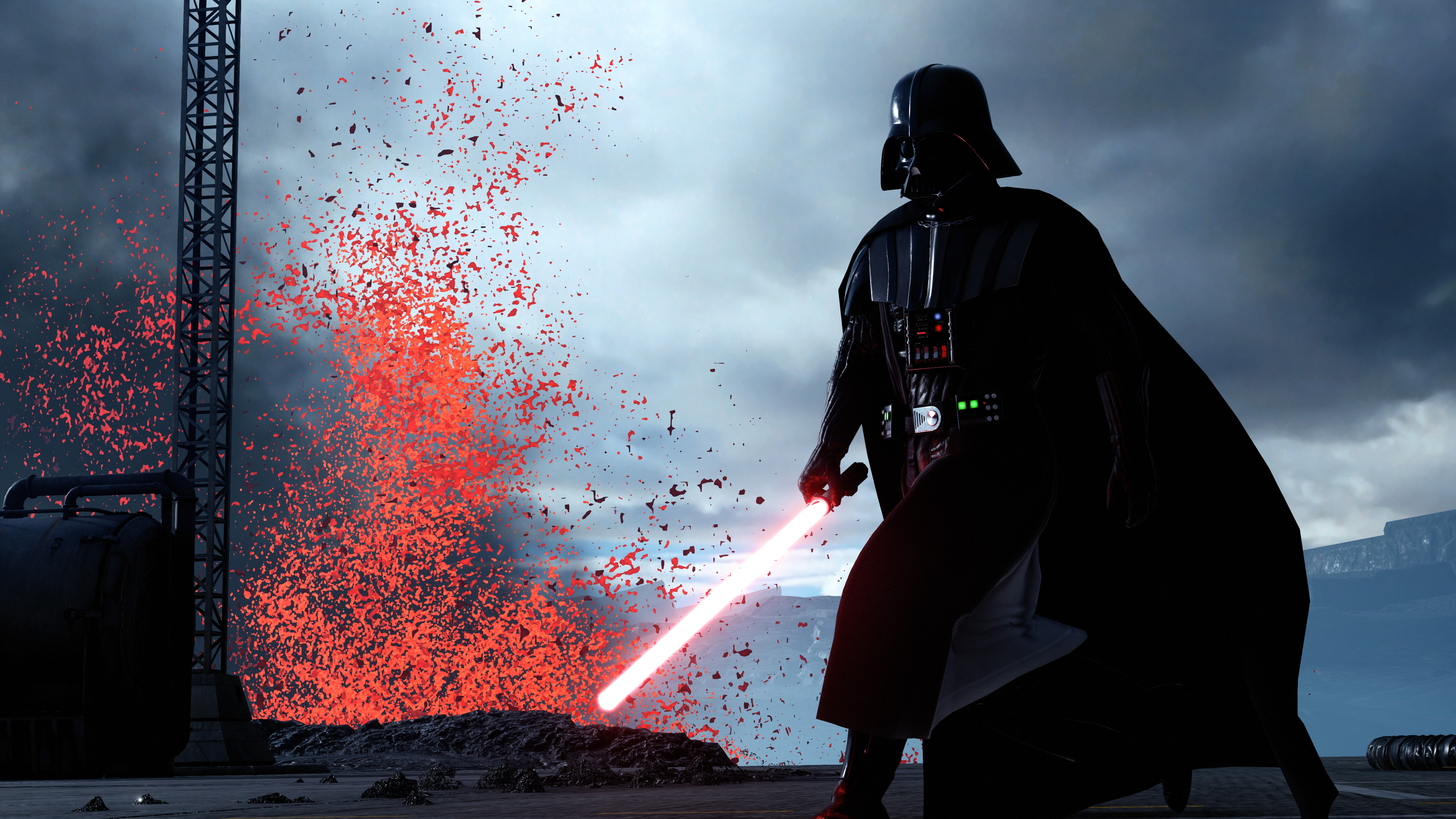 Darth Vader Desktop 4k Wallpapers Wallpaper Cave
