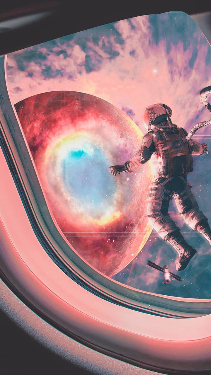 Astronaut Space Aesthetic Wallpapers - Wallpaper Cave