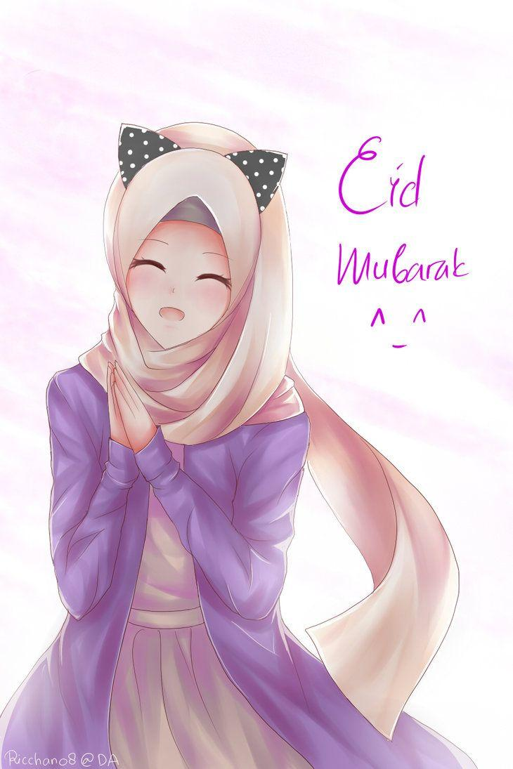 Islamic Girls Drawing Anime Wallpapers - Wallpaper Cave
