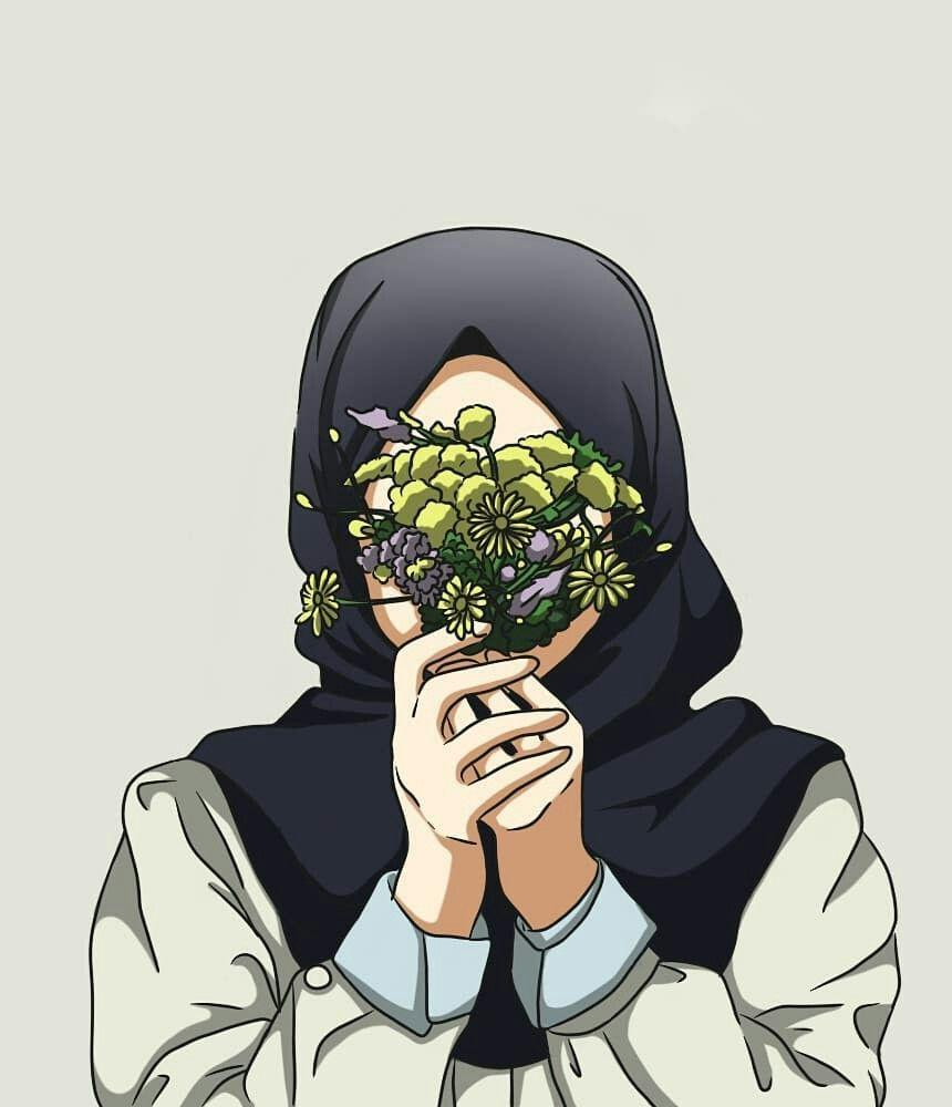 Anime Hijab Wallpapers - Wallpaper Cave