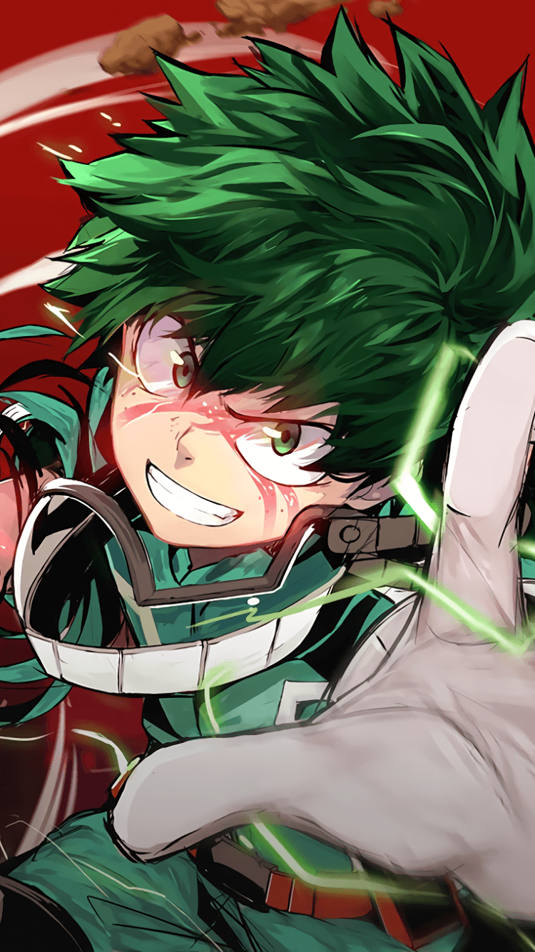 Anime/My Hero Academia