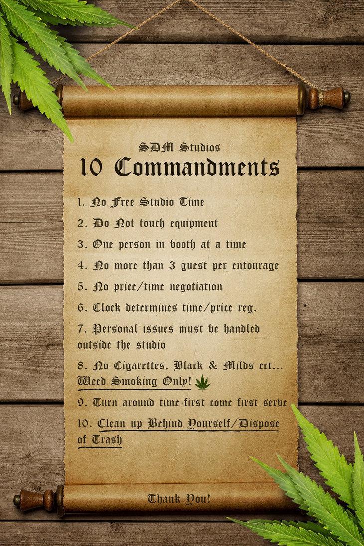 The 10 Commandments Phone Wallpapers Wallpaper Cave