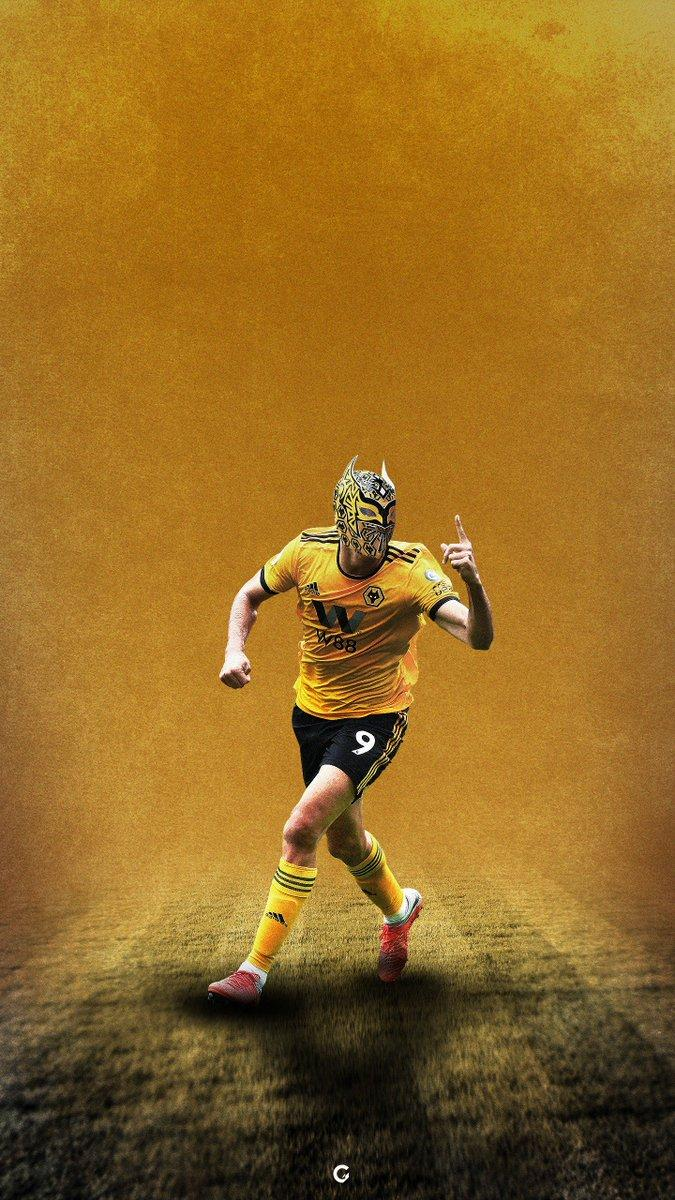 Gus on Twitter: Raul Jimenez Wallpaper. Feel free to Use