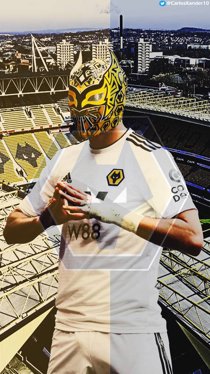Raul Jimenez wallpapers by CarlosXander10