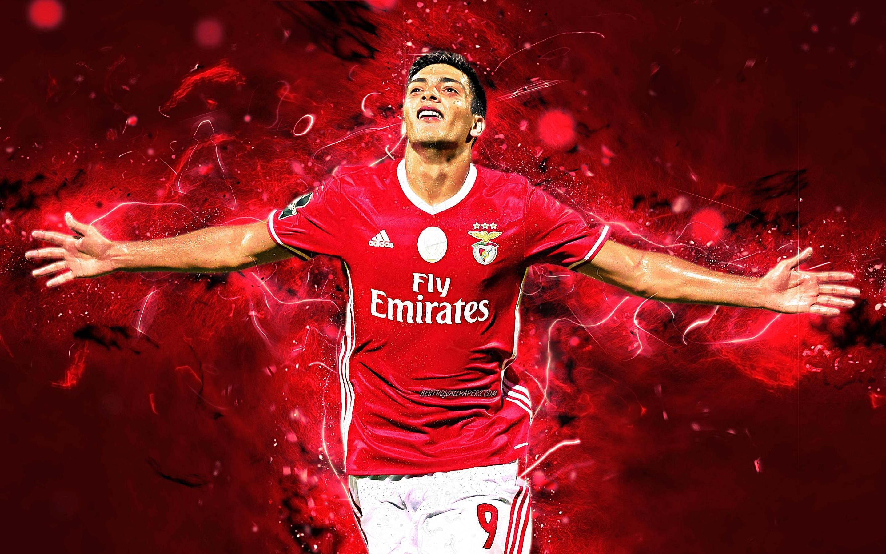 Download wallpapers Raul Jimenez, abstract art, mexican