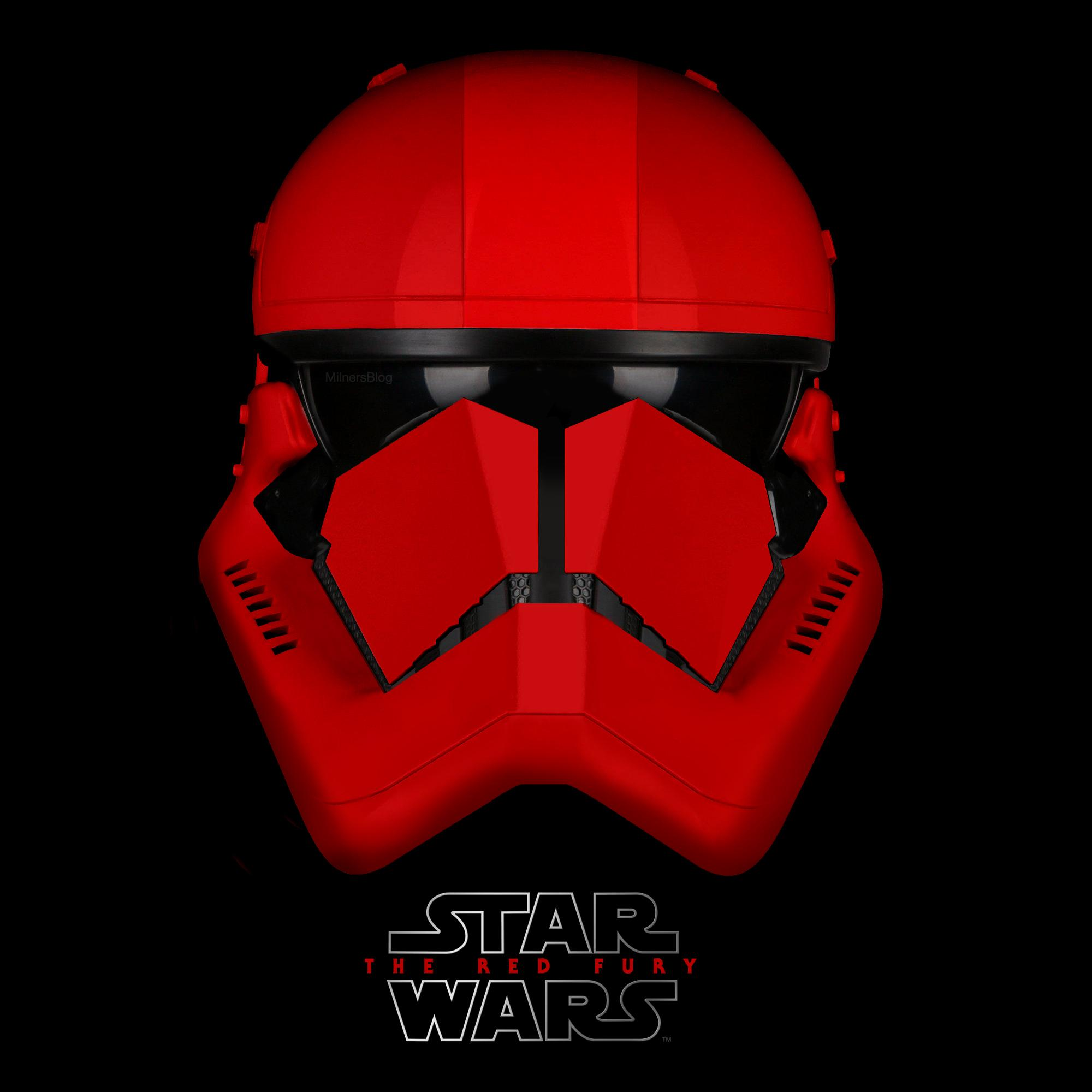 Star Wars The Rise Of Skywalker Red Sith Trooper Wallpapers Wallpaper Cave