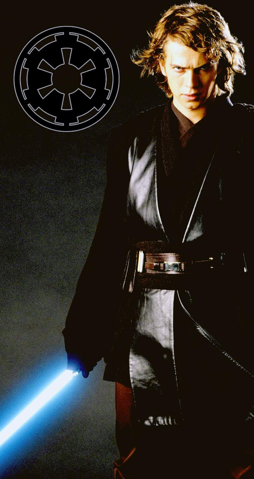 Anakin Skywalker Mobile Wallpapers Wallpaper Cave