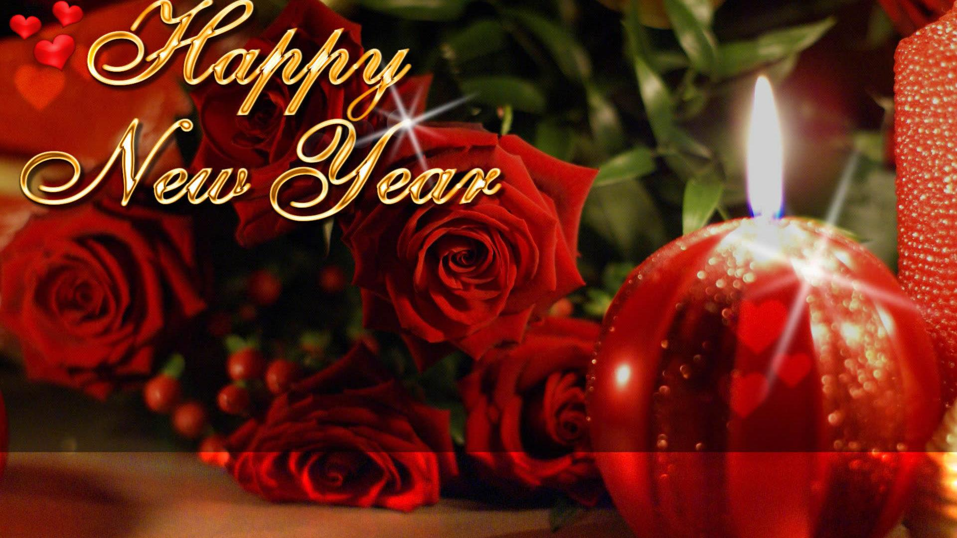 Happy New Year Love Wallpapers Wallpaper Cave