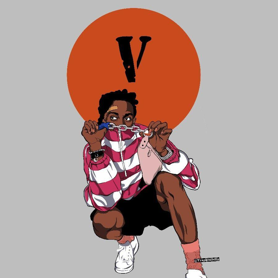 Playboi Carti Cartoon Wallpapers Wallpaper Cave