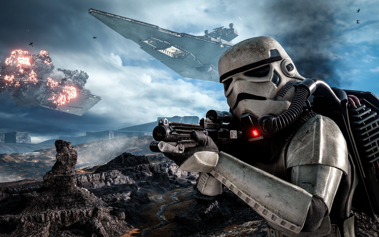 Star Wars Games Wallpapers Wallpaper Cave