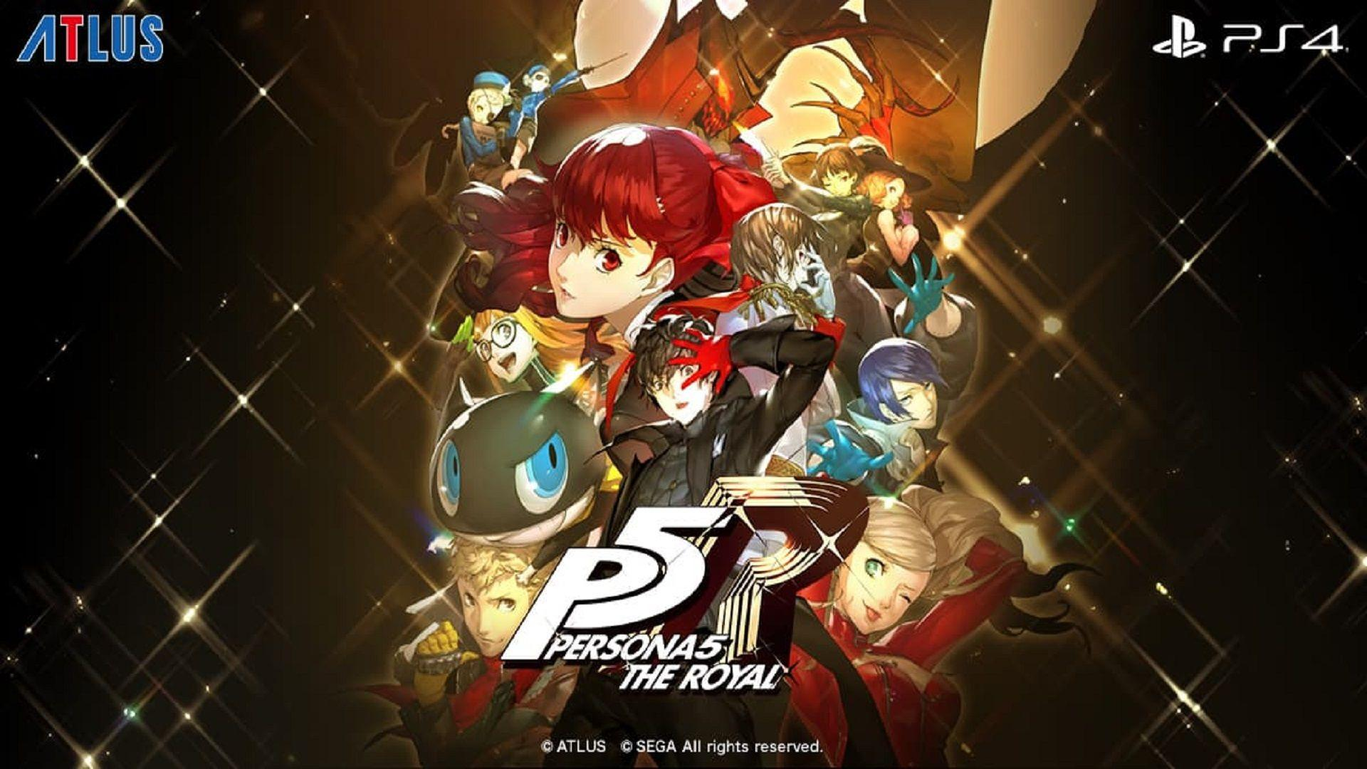 Persona 5 Royal Wallpapers Wallpaper Cave