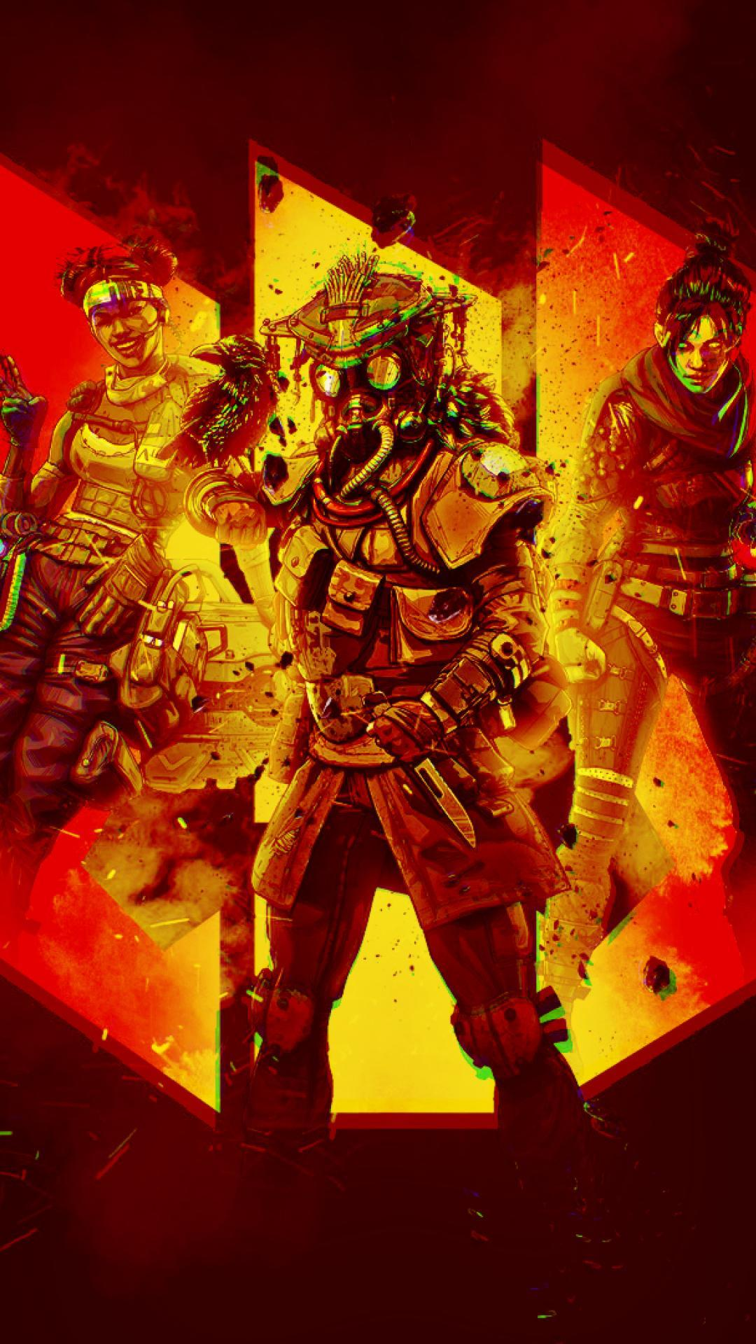 Apex Legends Red Bloody Ultra HD Wallpapers - Wallpaper Cave
