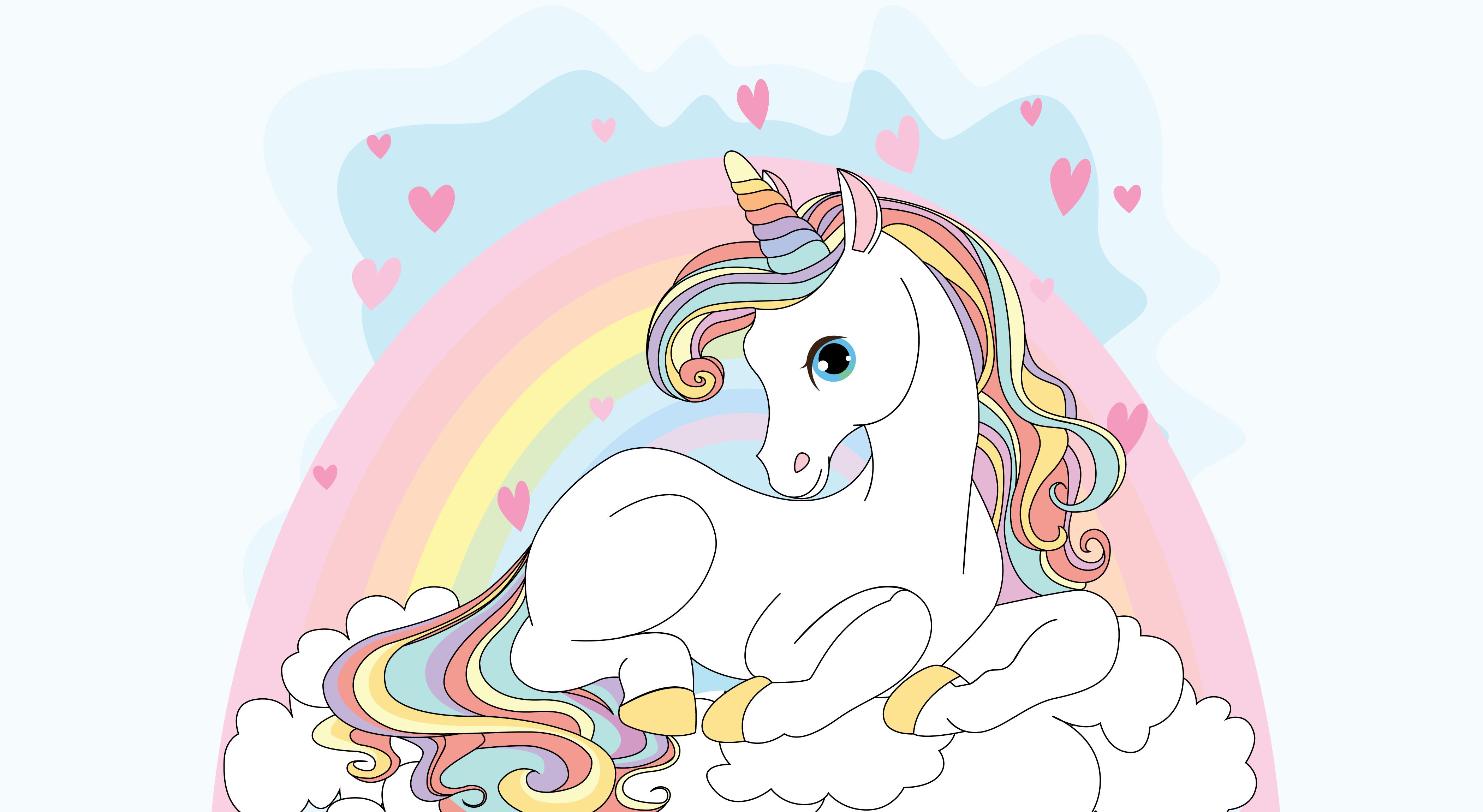 Wallpaper For Laptop Unicorn