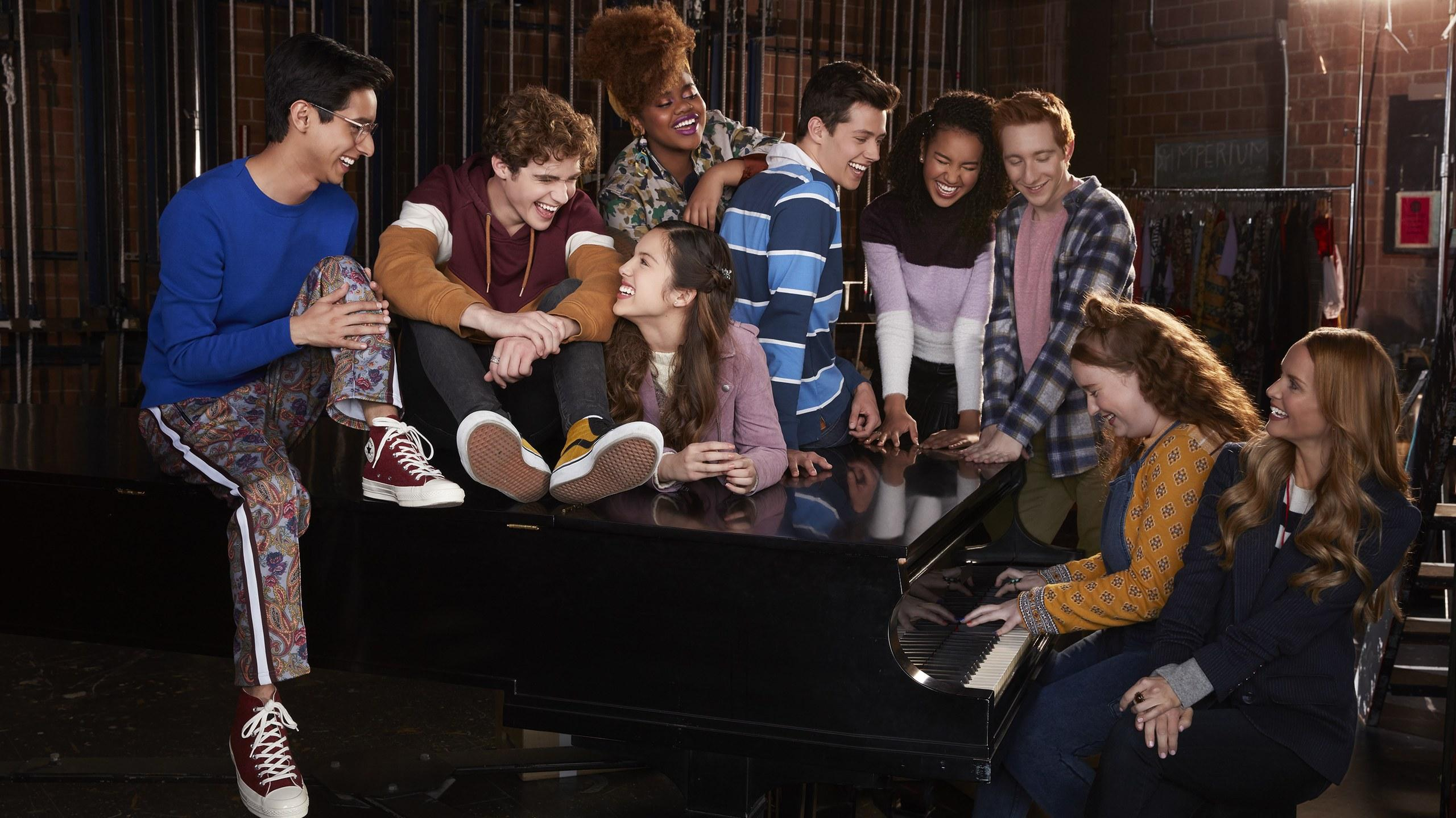 High School Musical: The Musical: The Series Renewed for a
