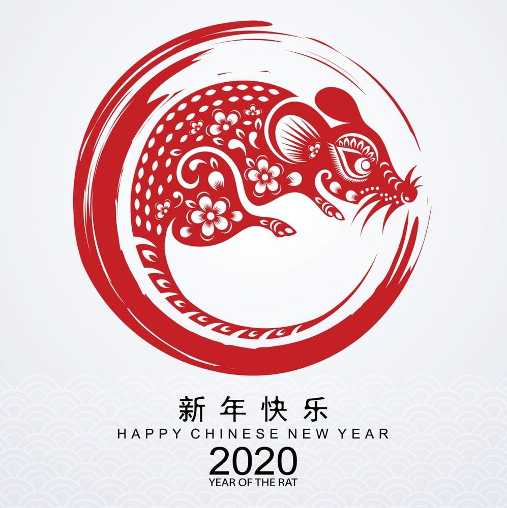 2020 Chinese New Year Image & Wallpapers