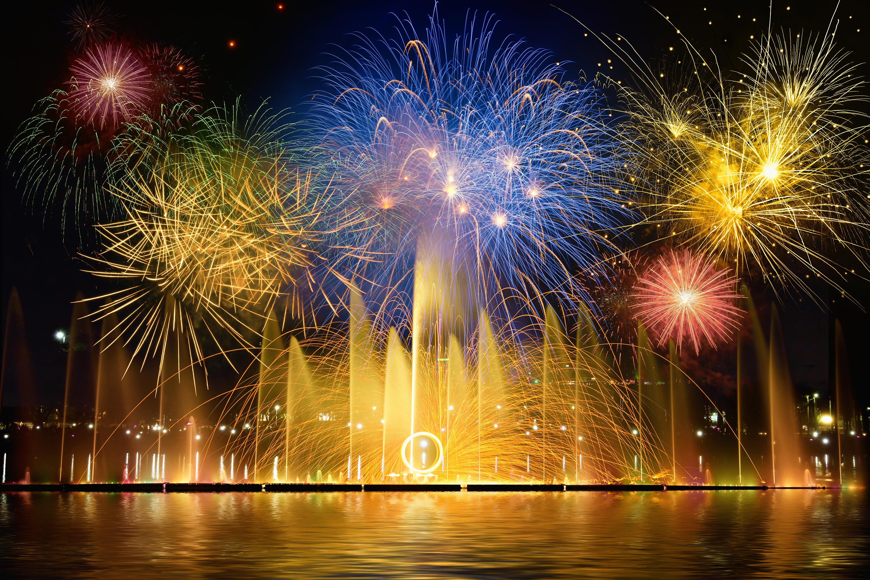 Amazing Fireworks 2020 Wallpapers - Wallpaper Cave