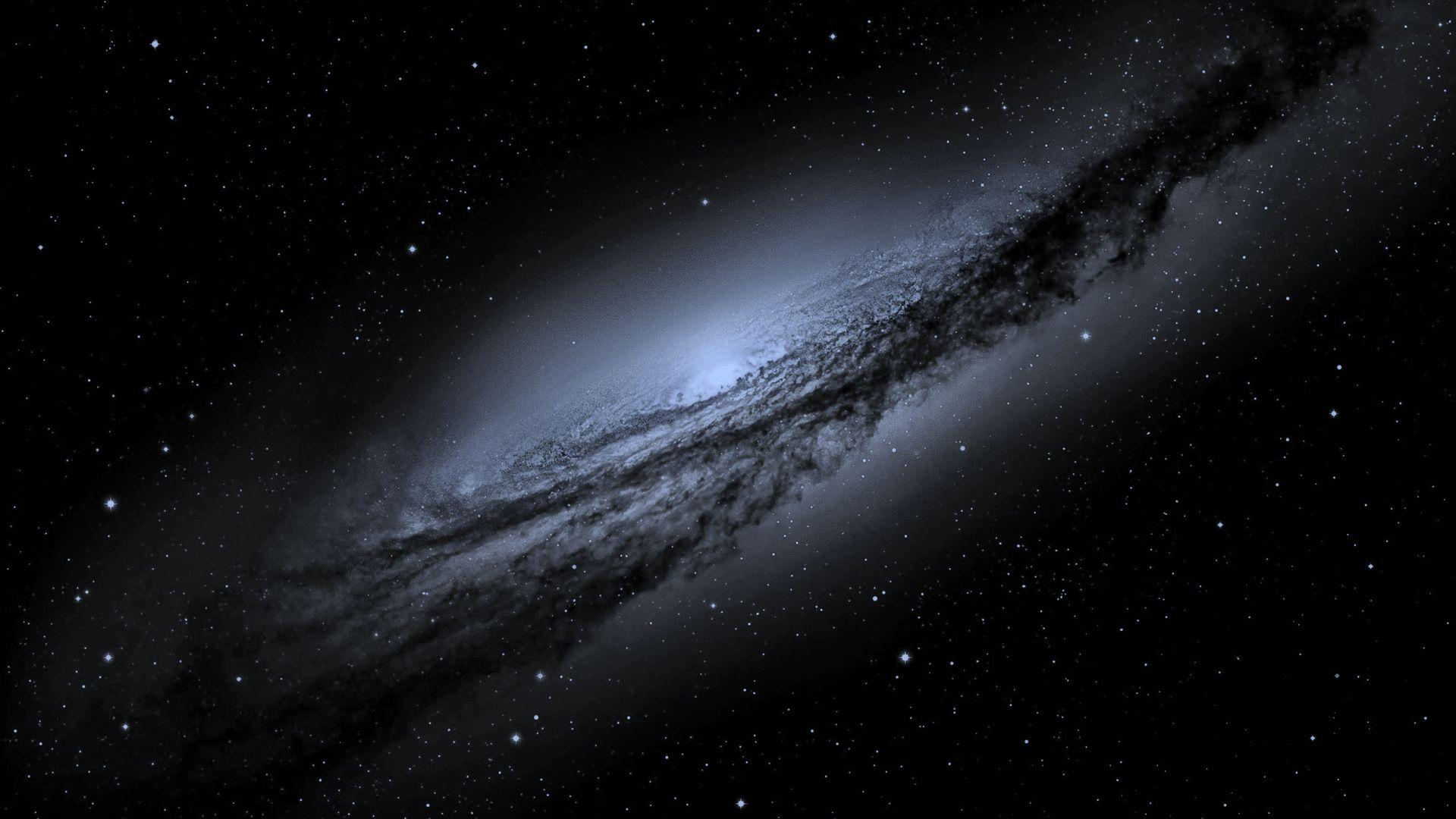 Aesthetic Black Galaxy Wallpapers Wallpaper Cave