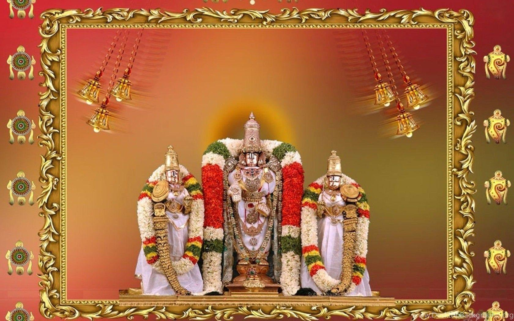 Lord Balaji Desktop Hd Wallpapers Wallpaper Cave