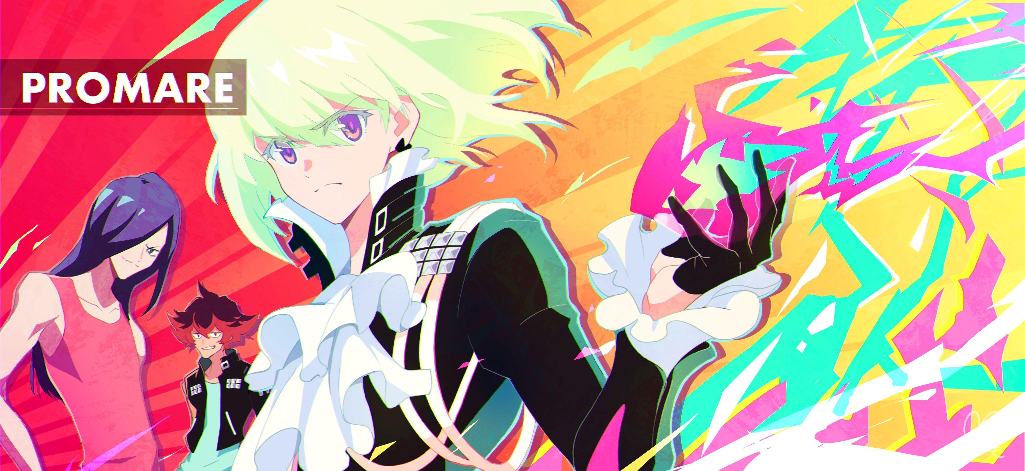 Promare Wallpapers Wallpaper Cave