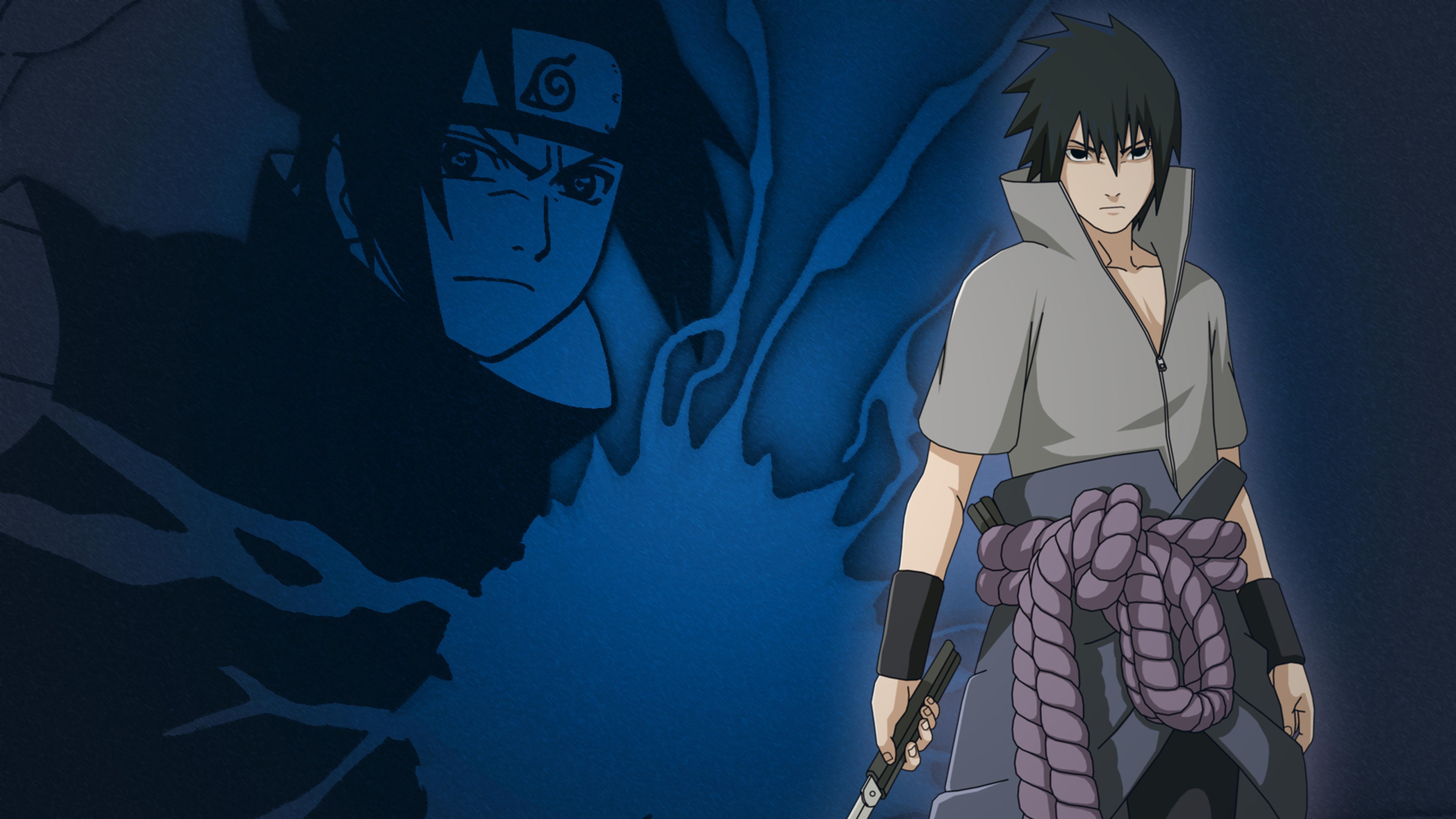 Anime Sasuke Uchiha Wallpapers - Wallpaper Cave