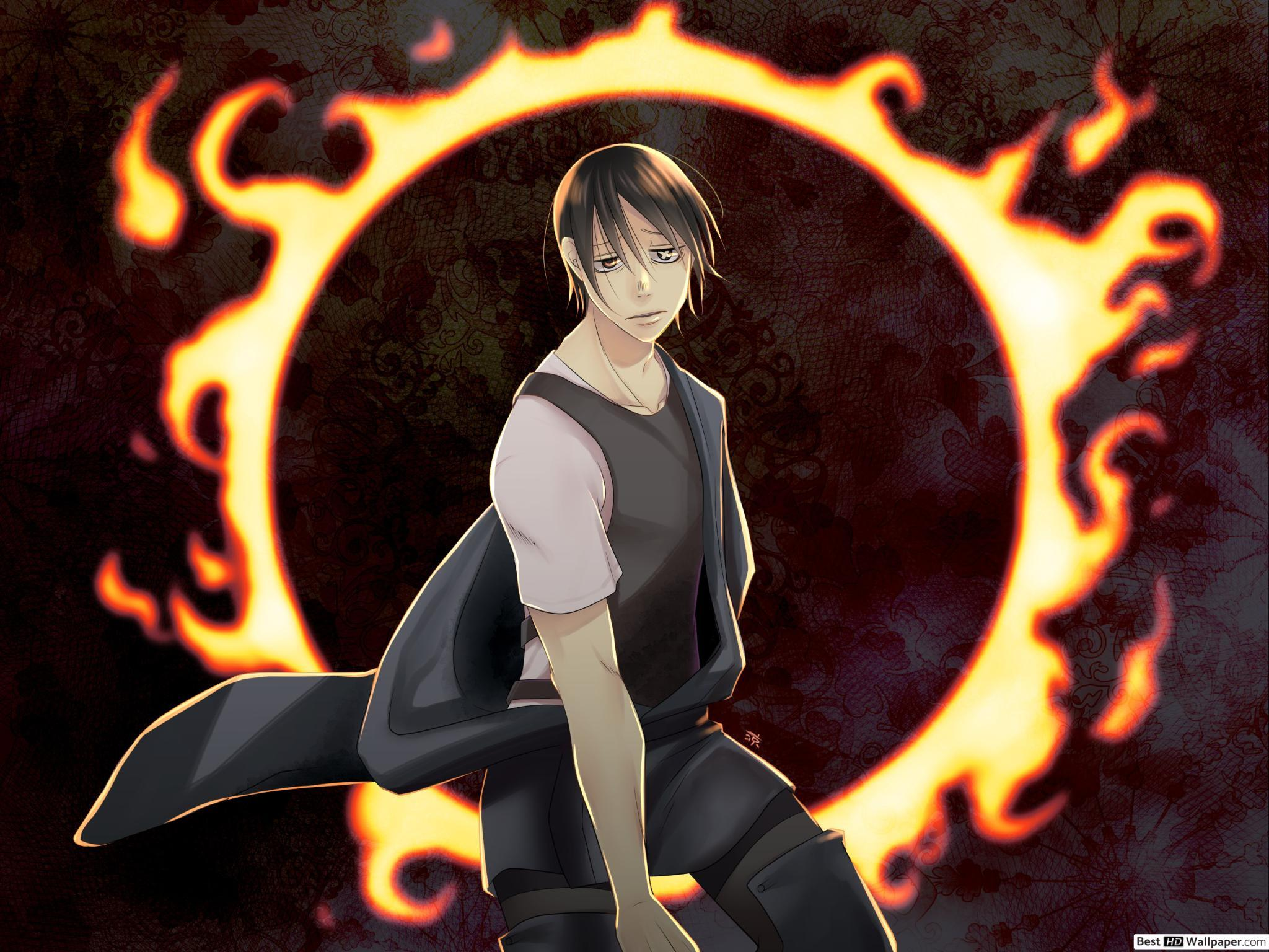 Fire Force Desktop Wallpapers Wallpaper Cave Find the best us air force wallpaper on getwallpapers. fire force desktop wallpapers
