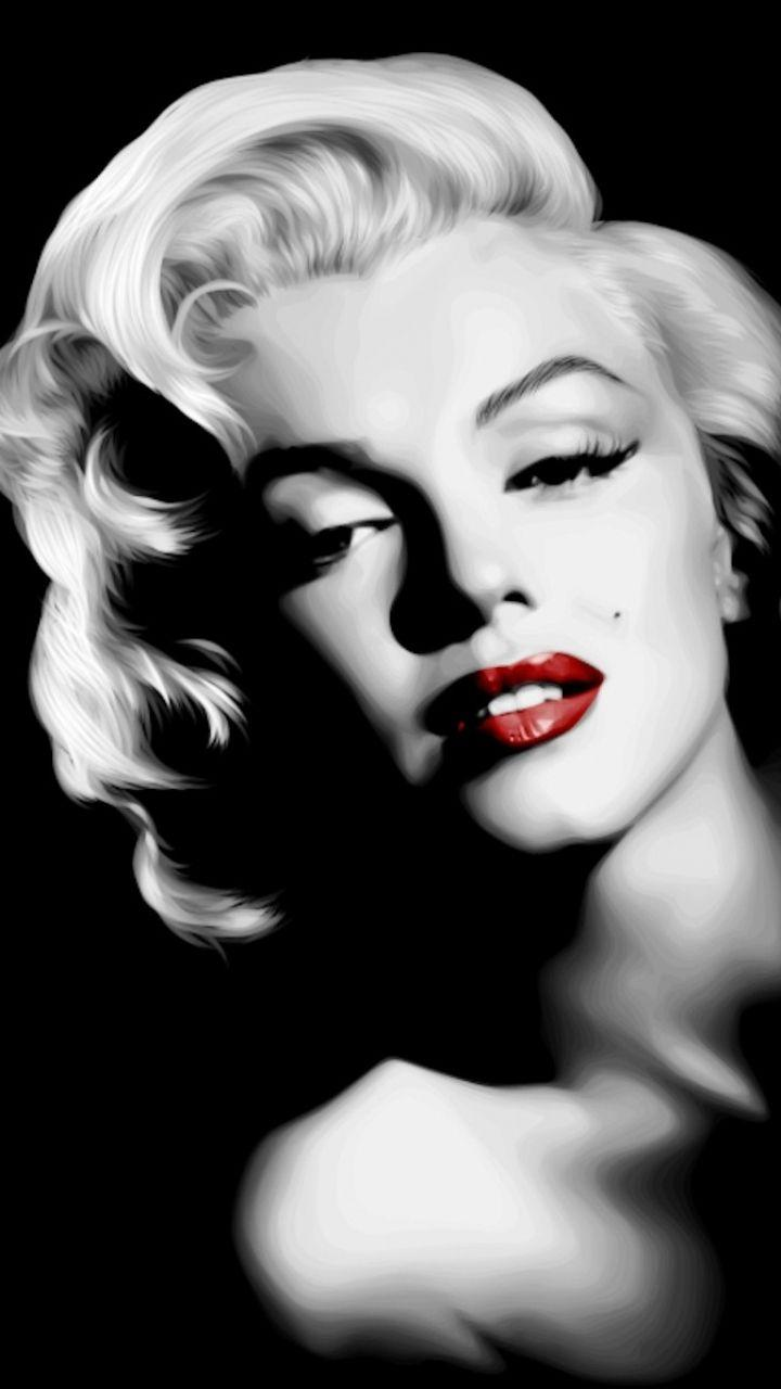 Marilyn Monroe Phone Wallpapers Wallpaper Cave